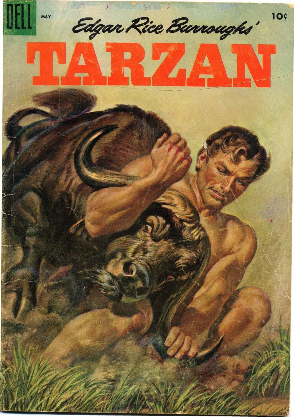 Tarzan (1948) issue 68 - Page 1