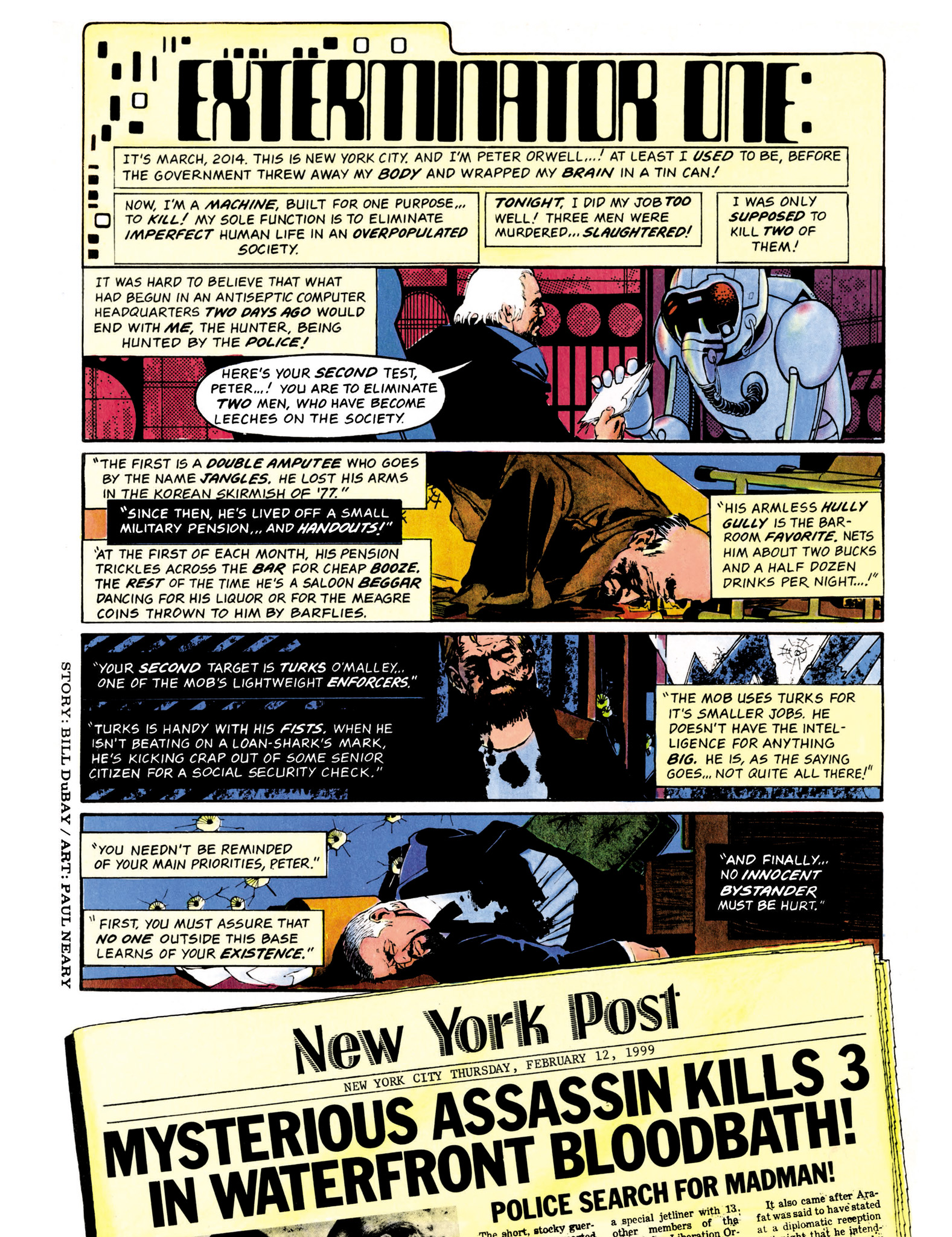 Read online Eerie Archives comic -  Issue # TPB 13 - 170