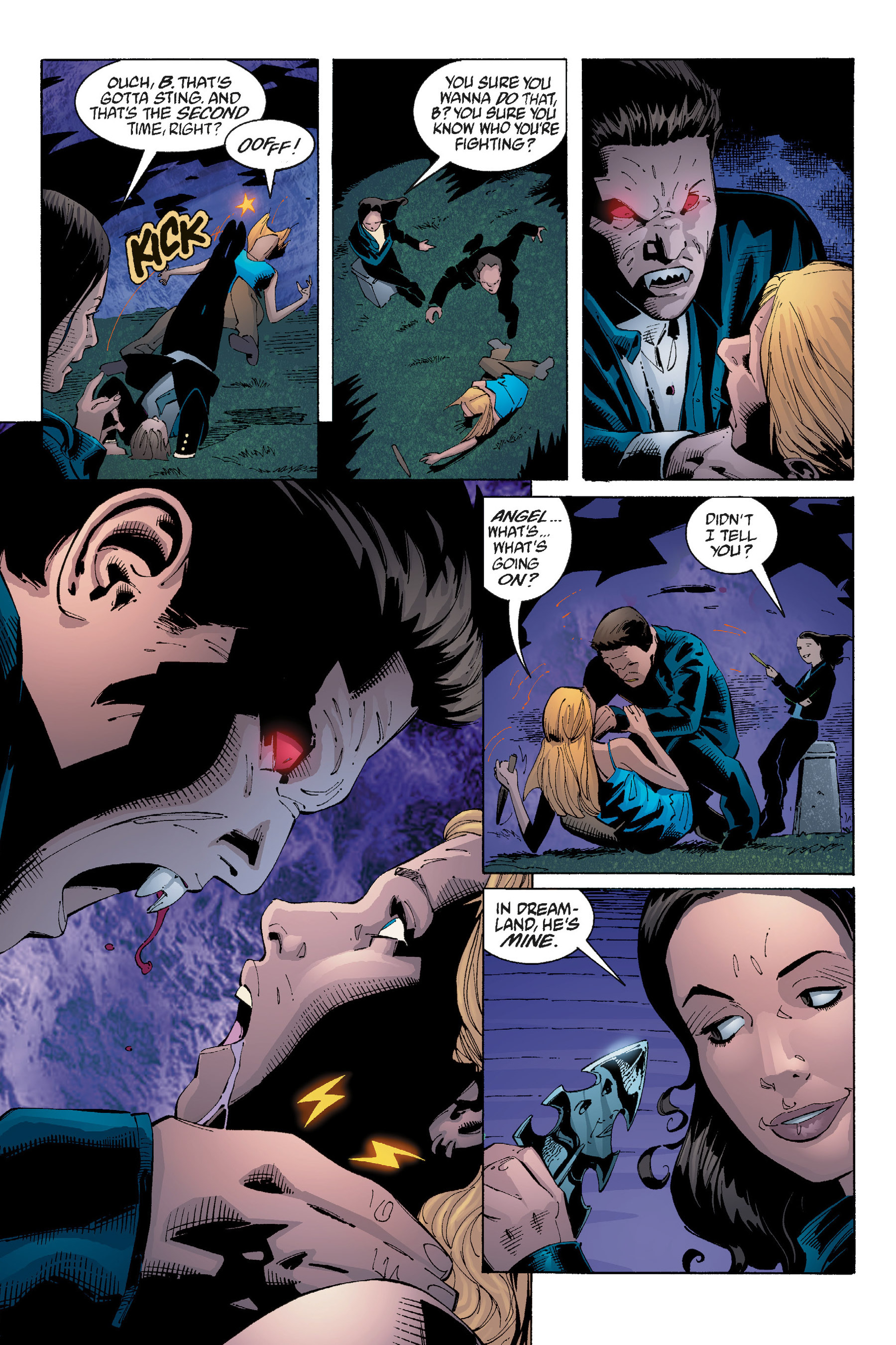 Read online Buffy the Vampire Slayer: Omnibus comic -  Issue # TPB 5 - 50