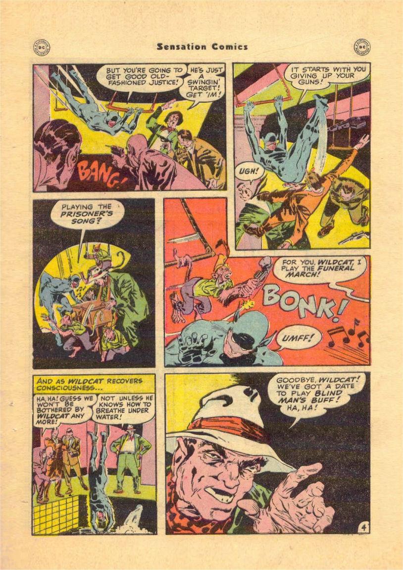 Read online Sensation (Mystery) Comics comic -  Issue #84 - 47