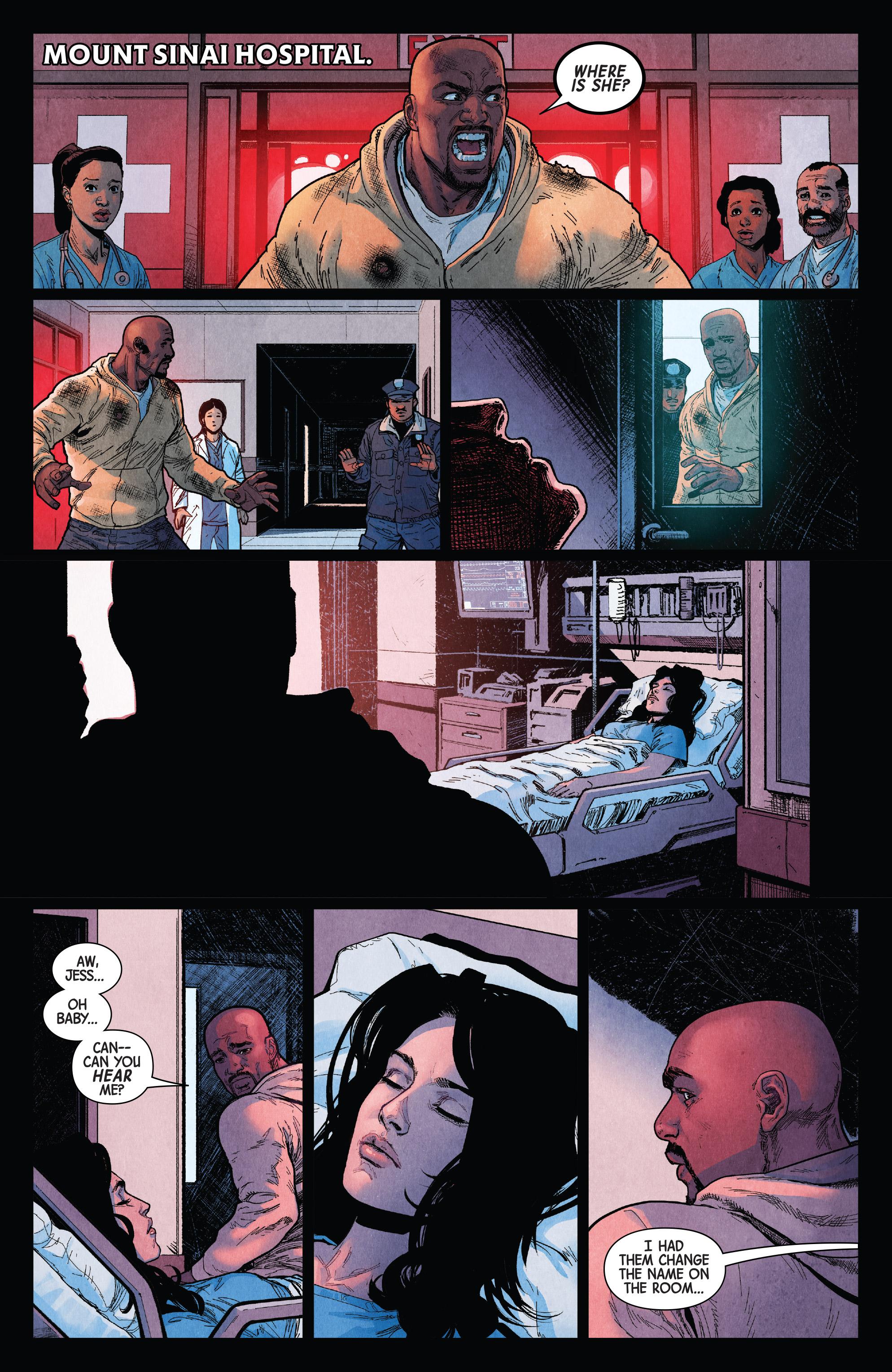 Read online Defenders (2017) comic -  Issue #1 - 9