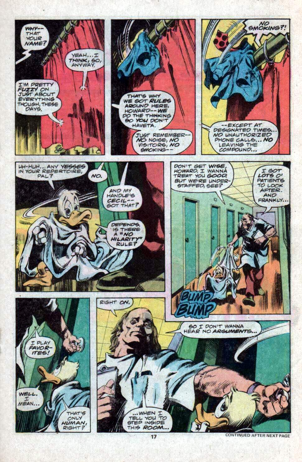Howard the Duck (1976) Issue #12 #13 - English 12