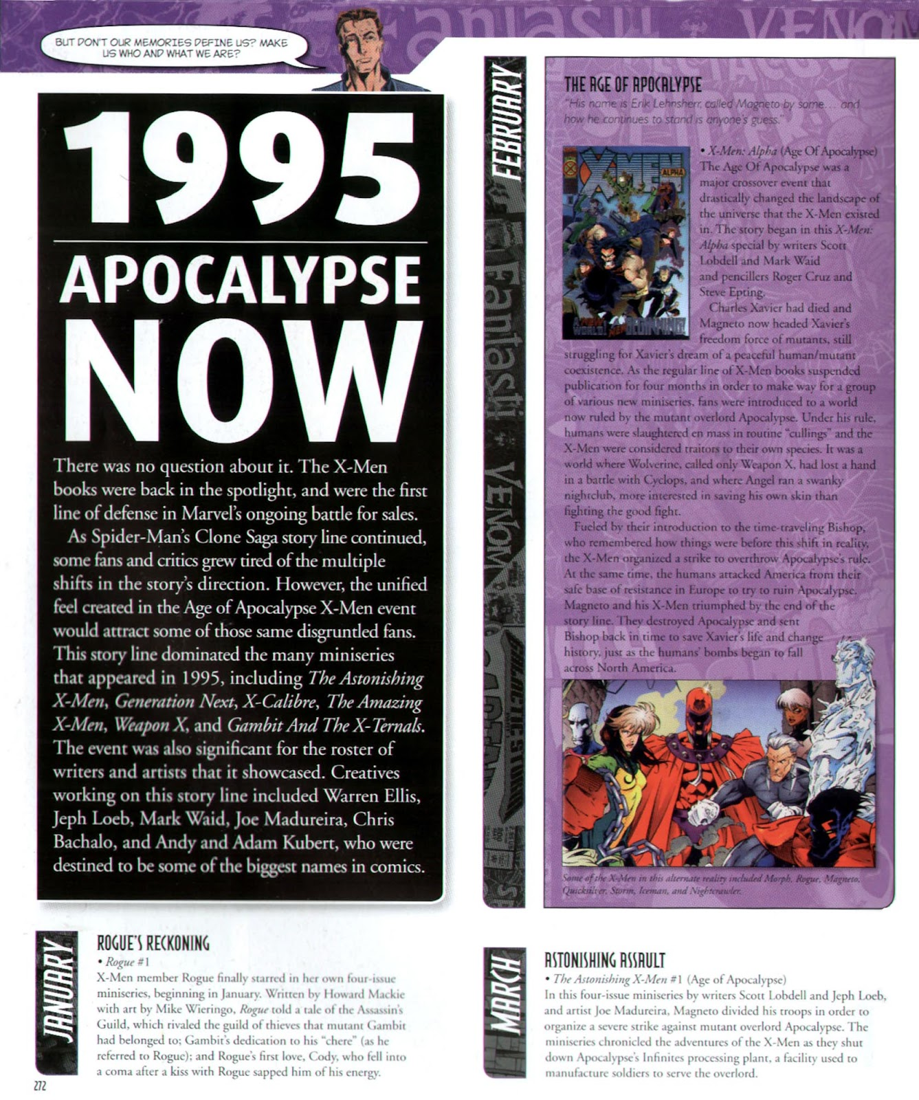Read online Marvel Chronicle comic -  Issue # TPB (Part 3) - 59