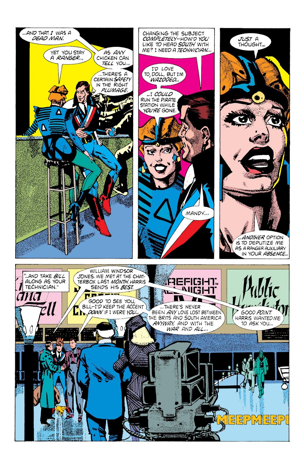 American Flagg! issue Definitive Collection (Part 2) - Page 28
