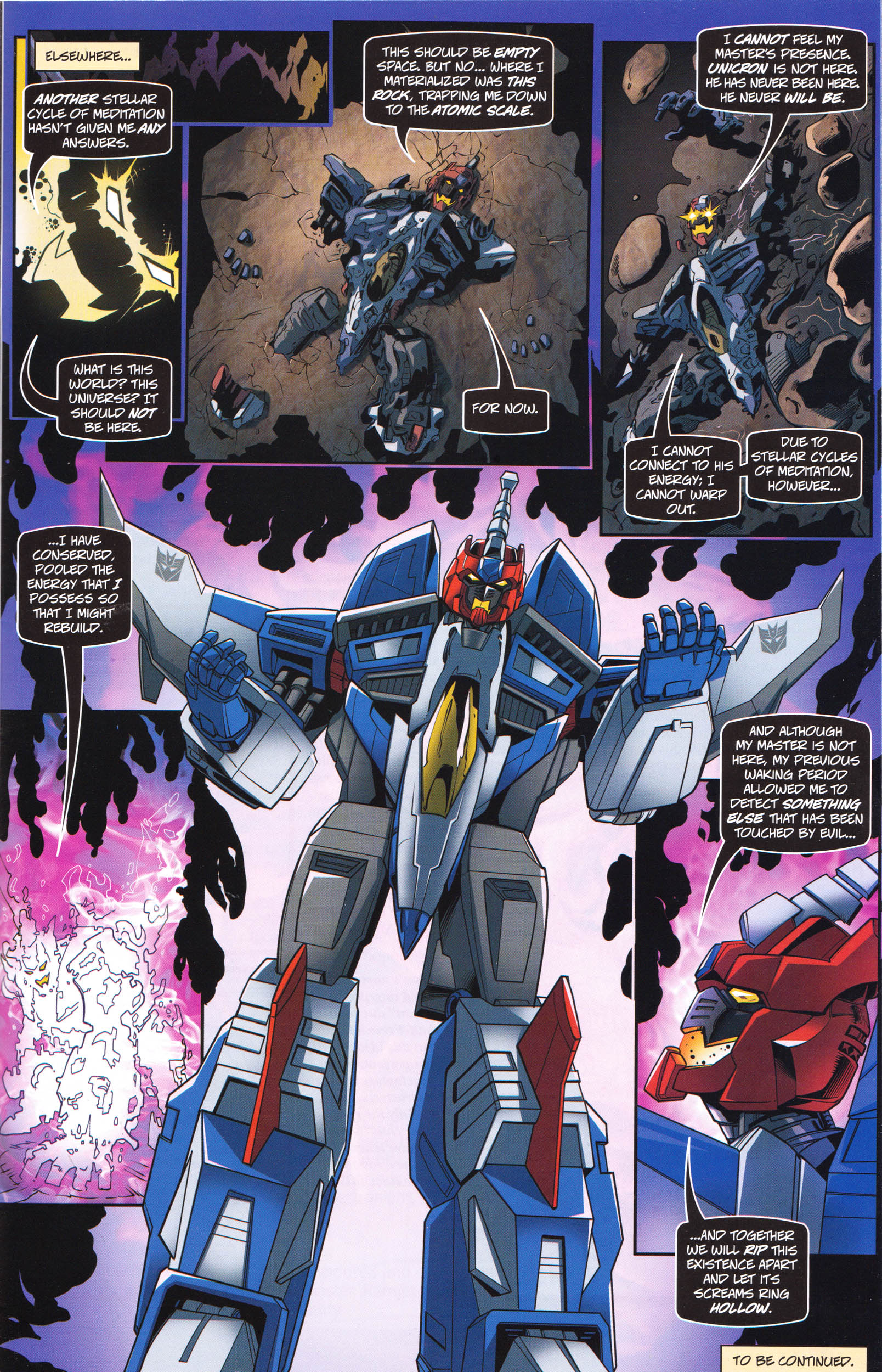 Read online Transformers: Collectors' Club comic -  Issue #67 - 13