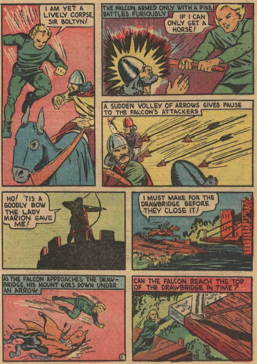 Blue Ribbon Comics (1939) issue 7 - Page 65