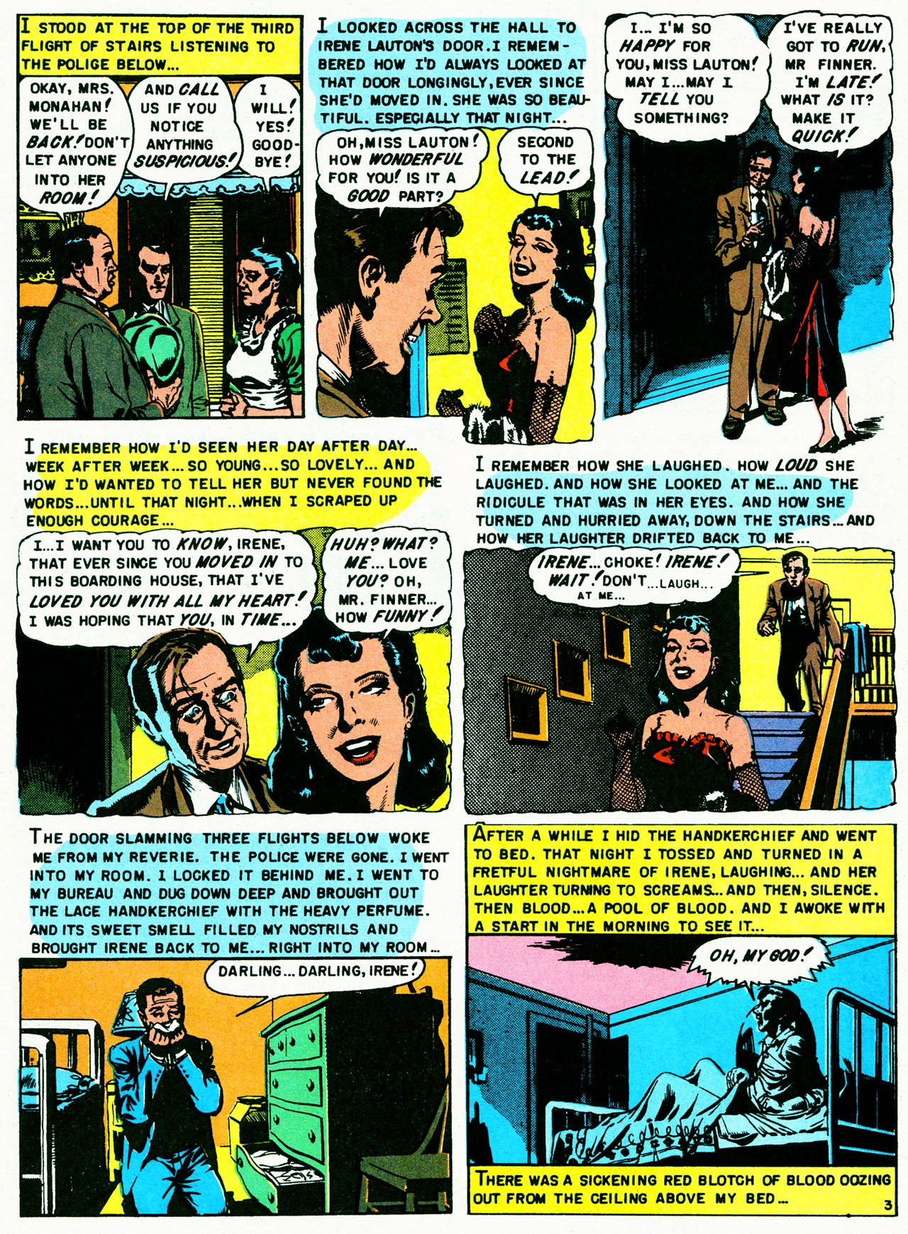 Read online Shock SuspenStories comic -  Issue #8 - 29