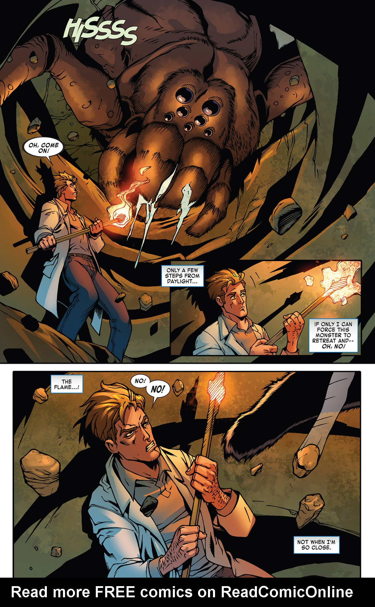 Read online Ant-Man: Season One comic -  Issue #Ant-Man: Season One Full - 28