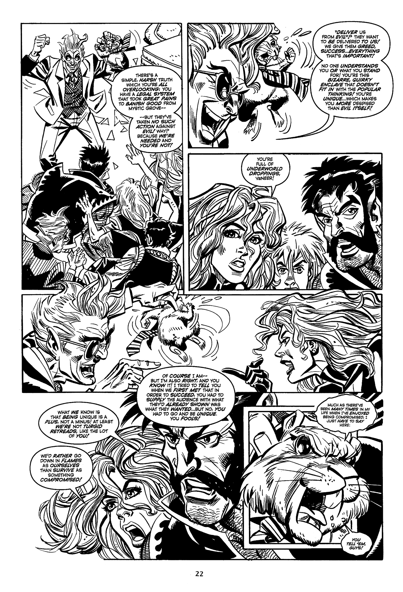 Soulsearchers and Company issue 82 - Page 24