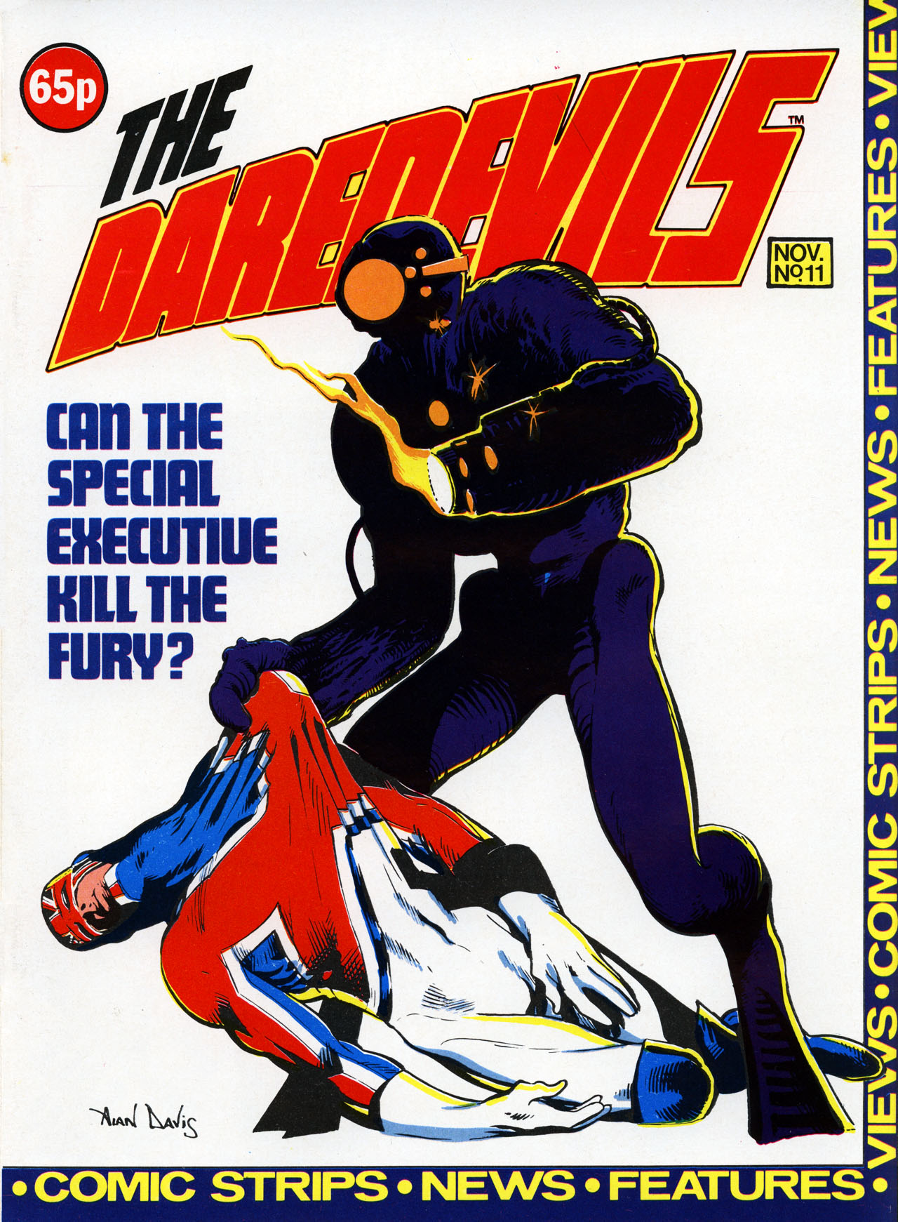 The Daredevils 11 Page 1
