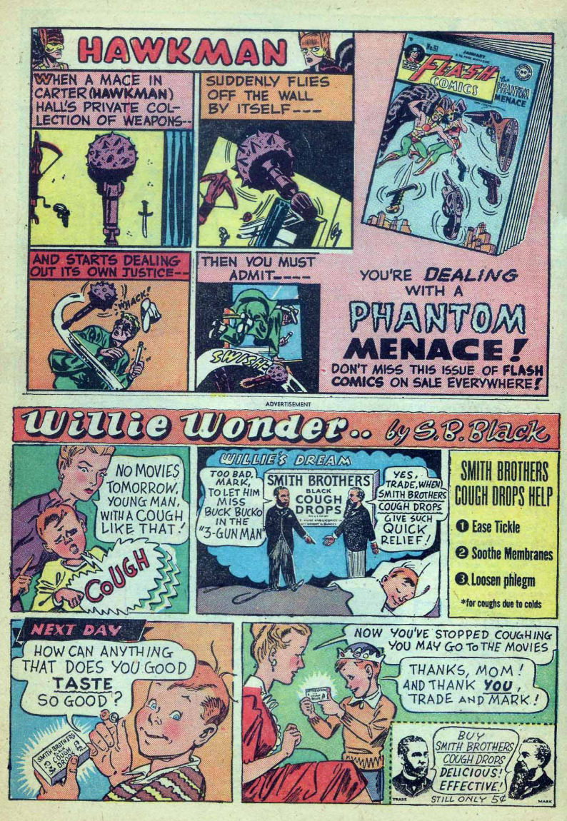 Read online Sensation (Mystery) Comics comic -  Issue #73 - 30