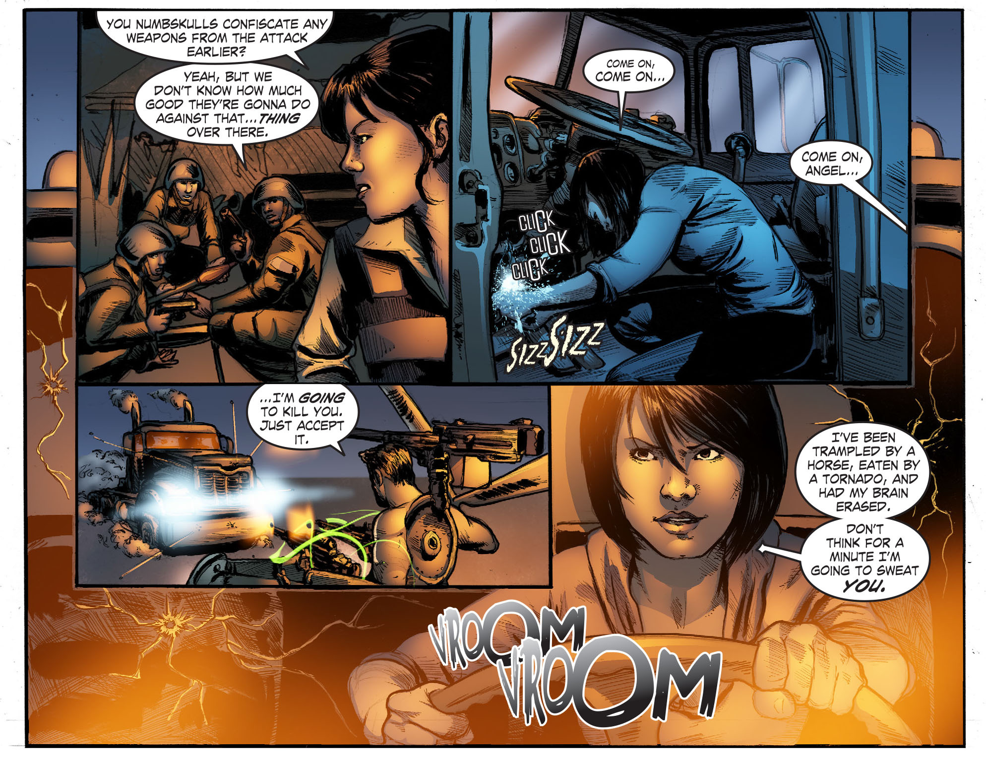 Read online Smallville: Season 11 comic -  Issue #50 - 13