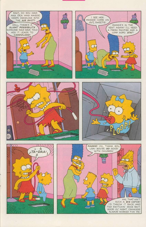 Read online Simpsons Comics comic -  Issue #49 - 4