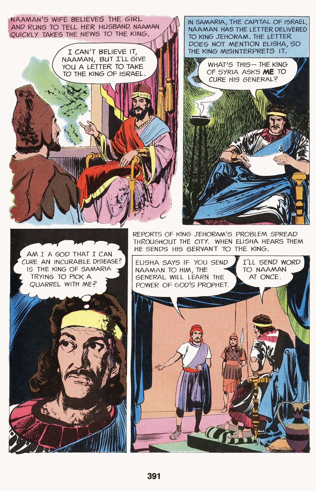 The Picture Bible issue TPB (Part 4) - Page 94