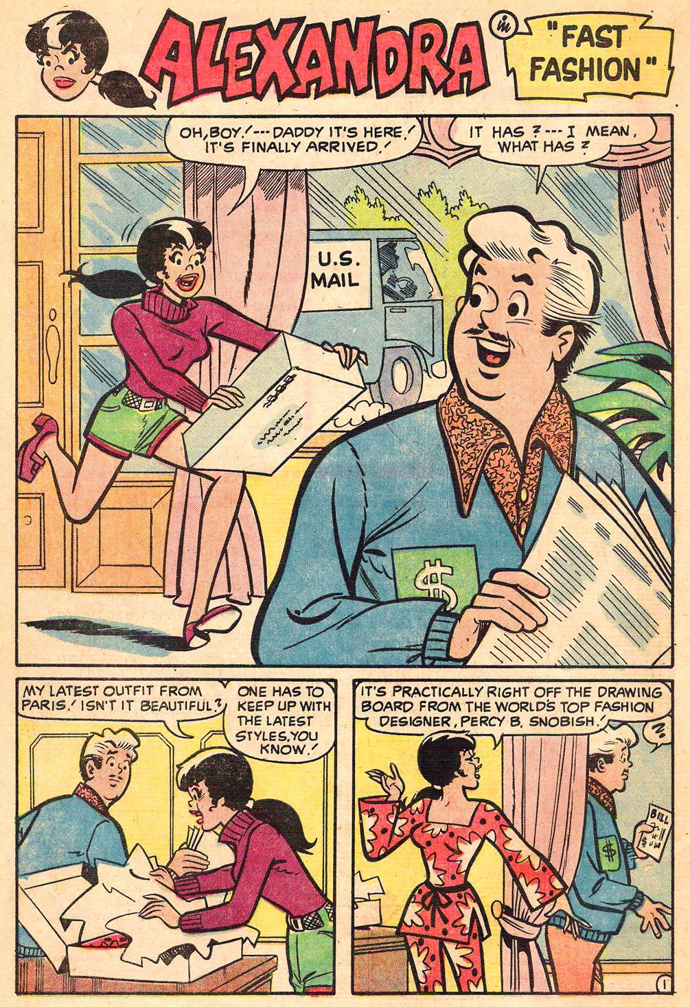 Read online She's Josie comic -  Issue #61 - 20
