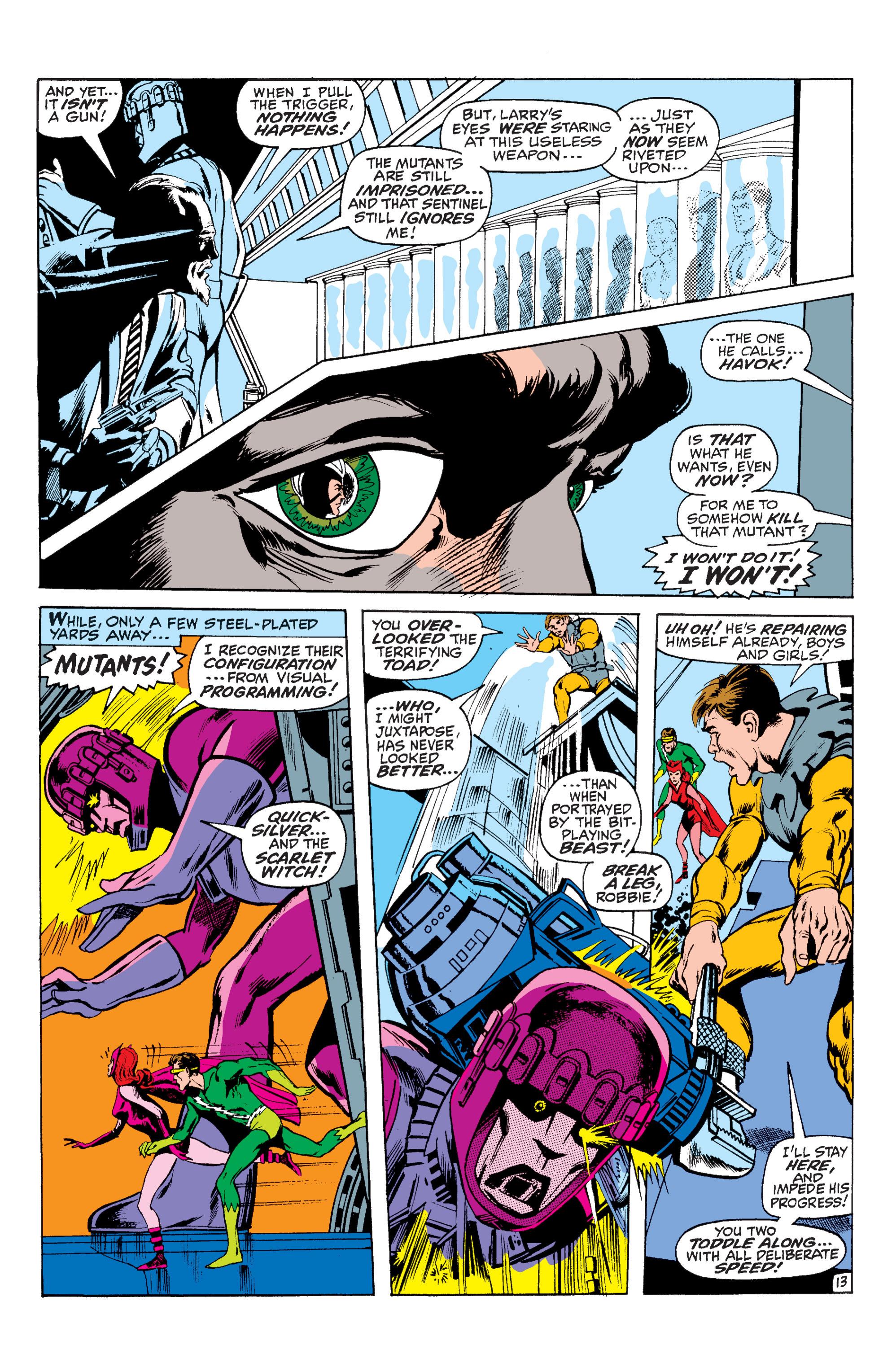Read online Uncanny X-Men (1963) comic -  Issue #59 - 14