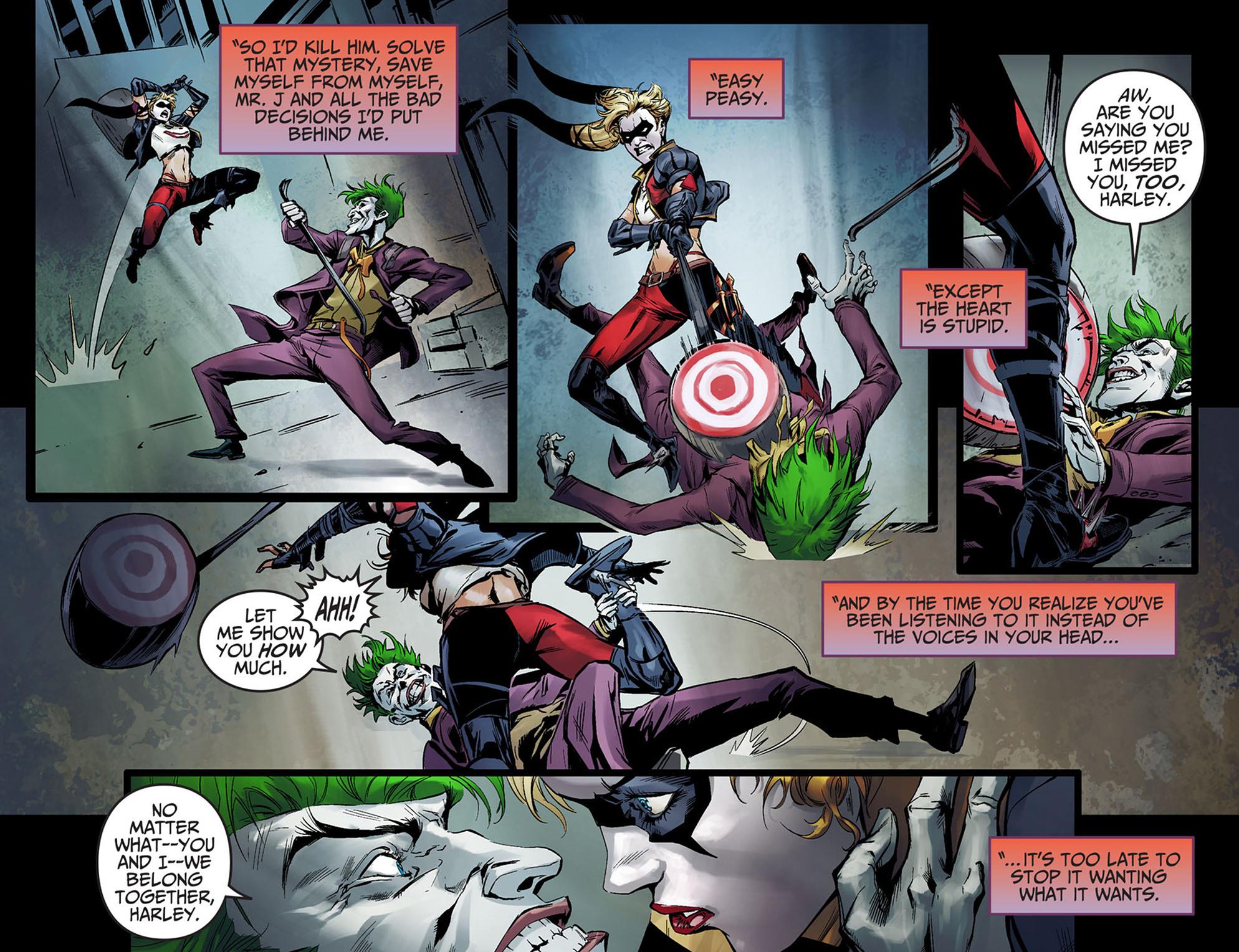 Read online Injustice: Ground Zero comic -  Issue #5 - 12