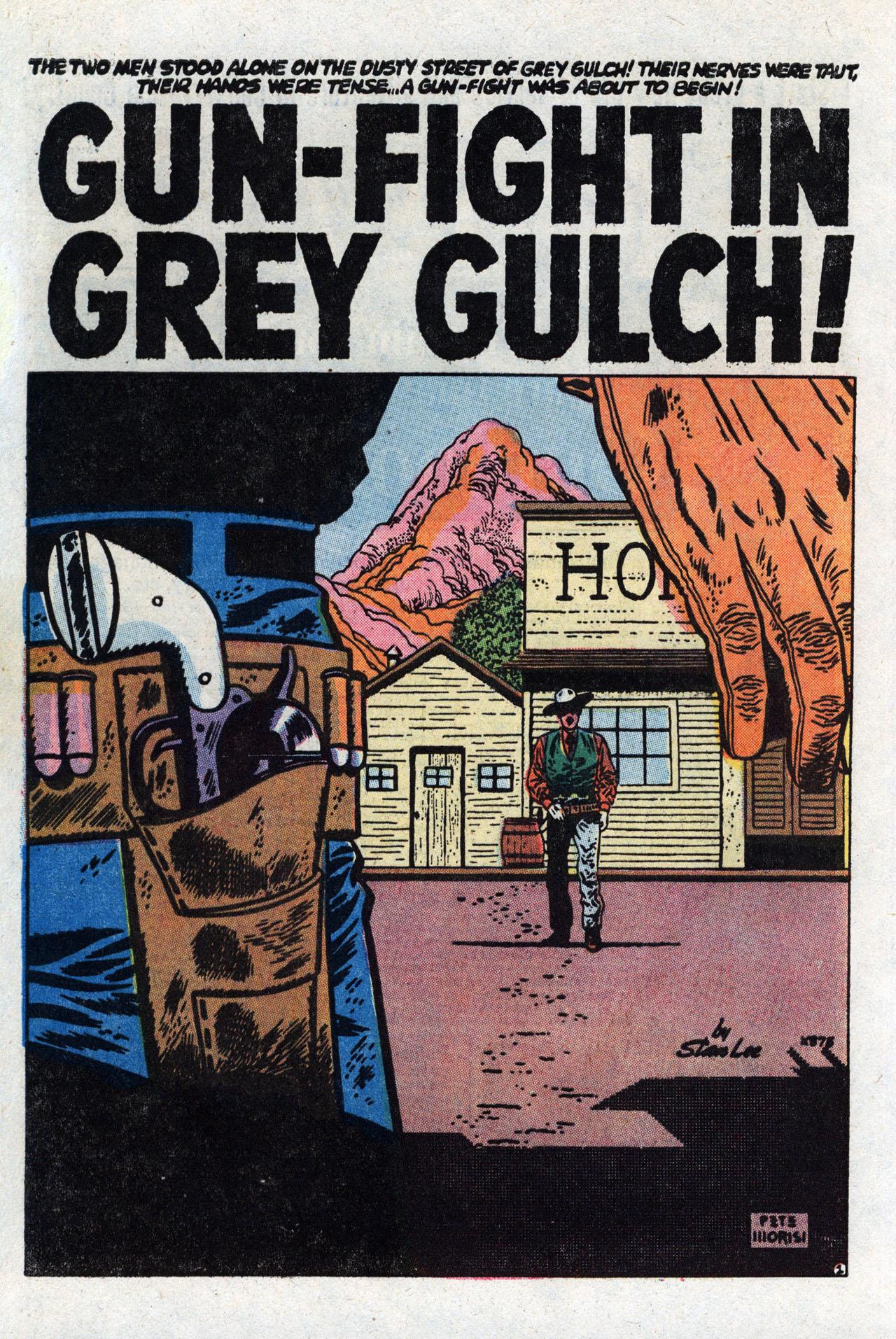 Read online Two-Gun Kid comic -  Issue #111 - 28