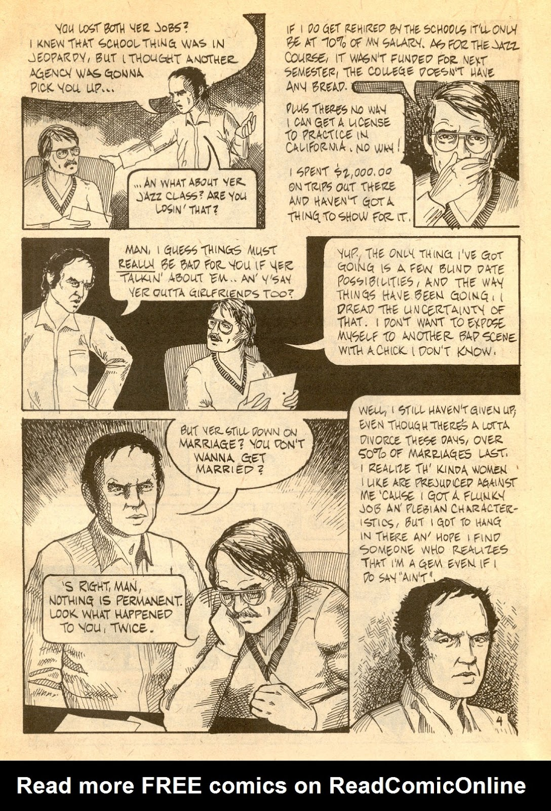 American Splendor (1976) issue 7 - Page 35