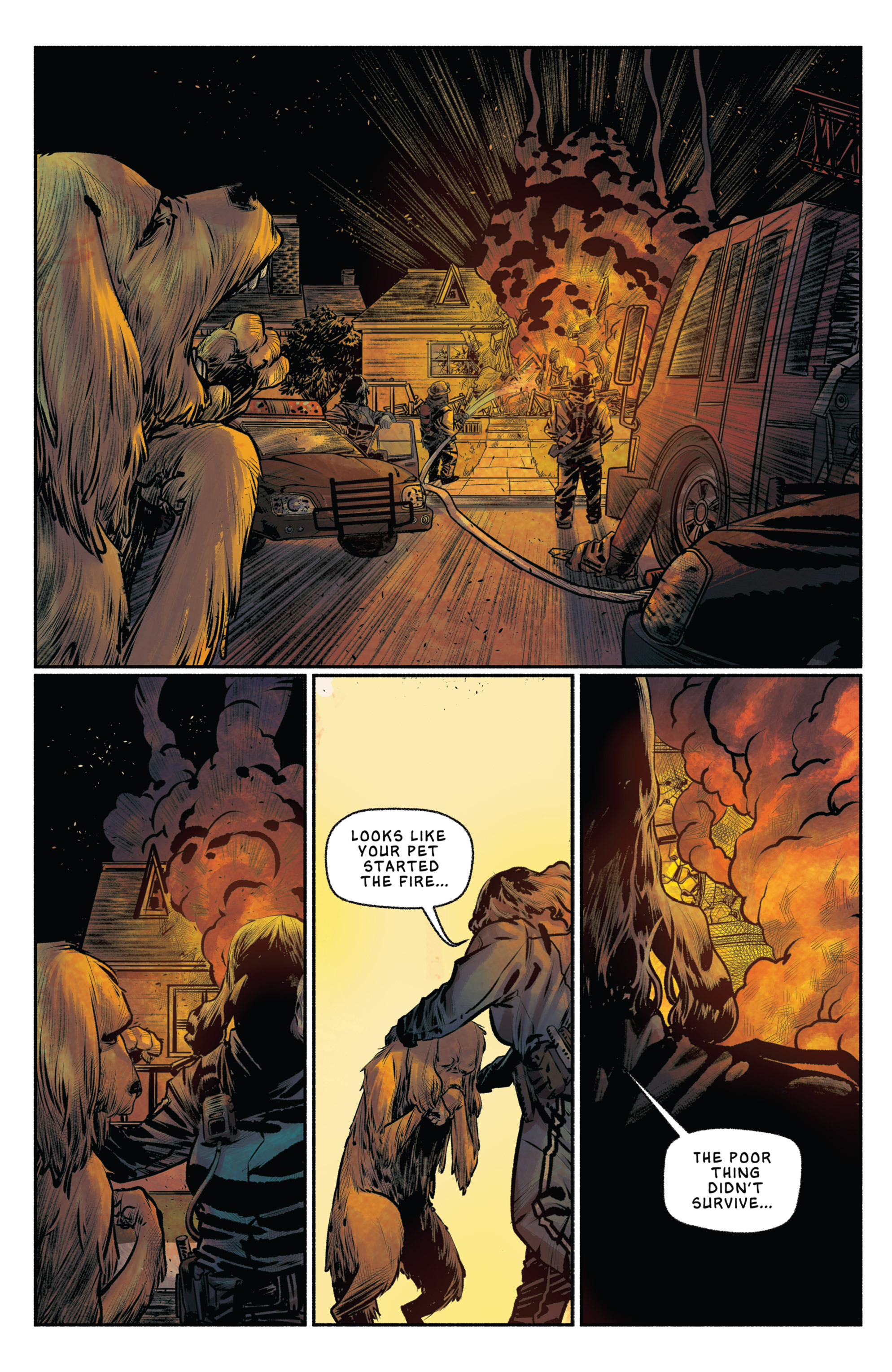 Read online Amazing Forest (2016) comic -  Issue #4 - 26