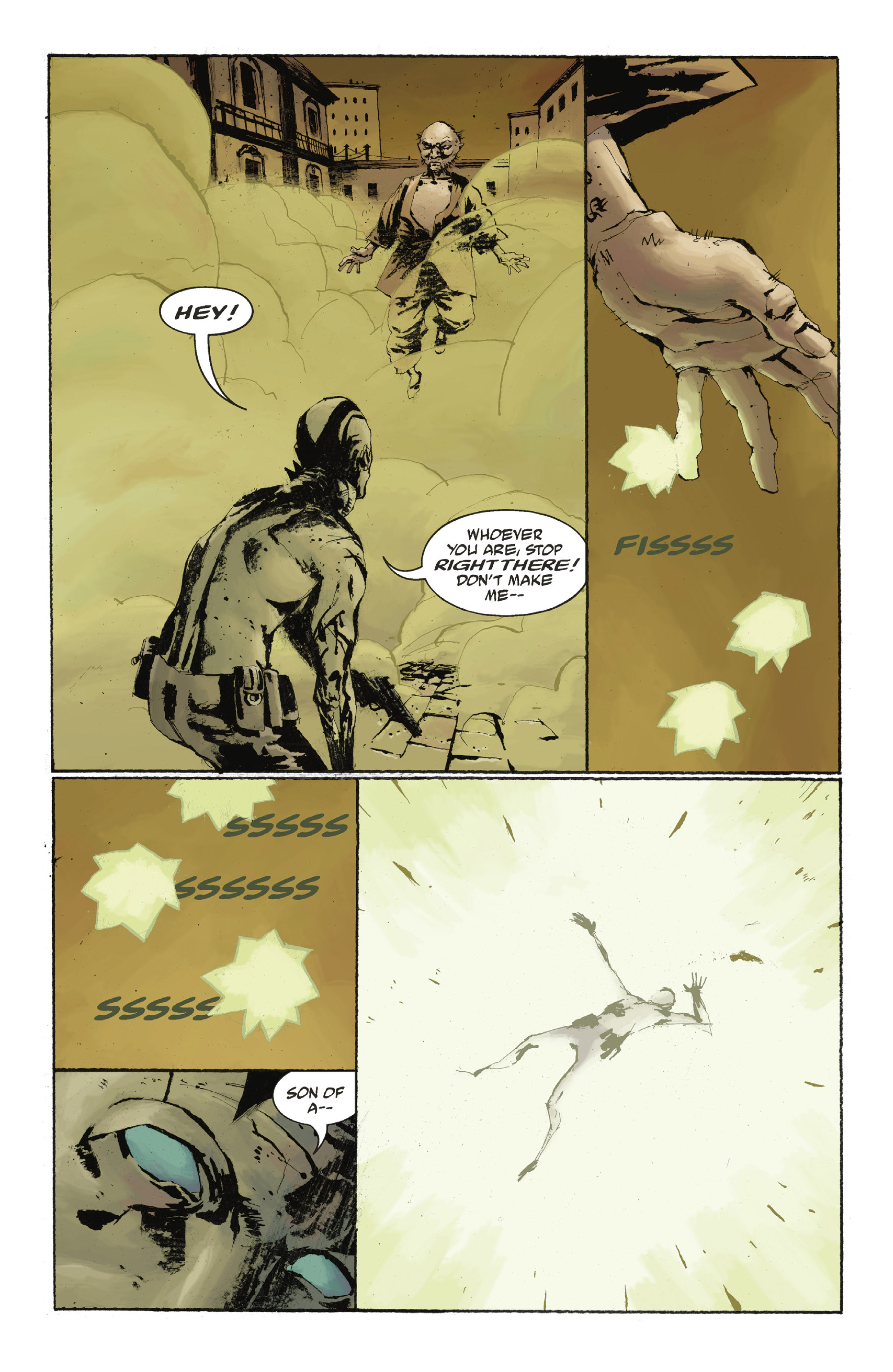 Read online Abe Sapien: The Drowning comic -  Issue #Abe Sapien: The Drowning _TPB - 63