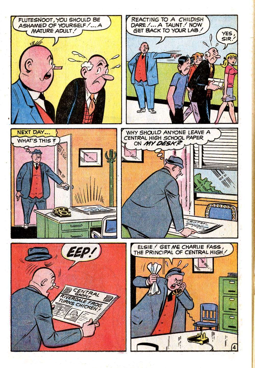 Read online Archie (1960) comic -  Issue #210 - 16
