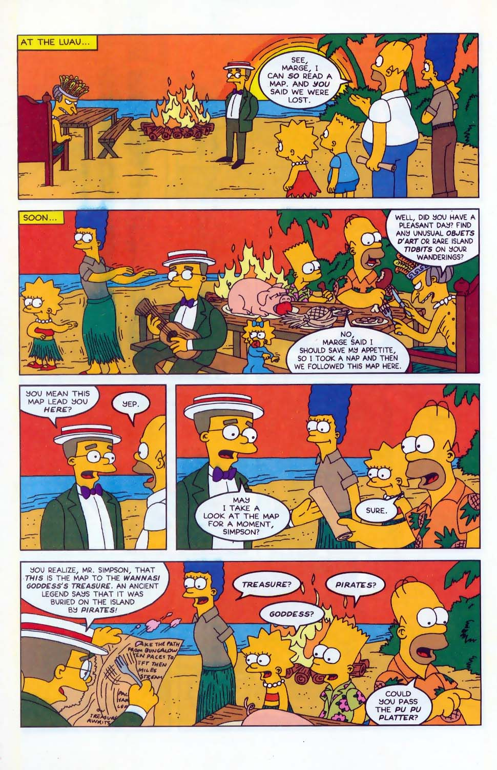 Read online Simpsons Comics comic -  Issue #10 - 13