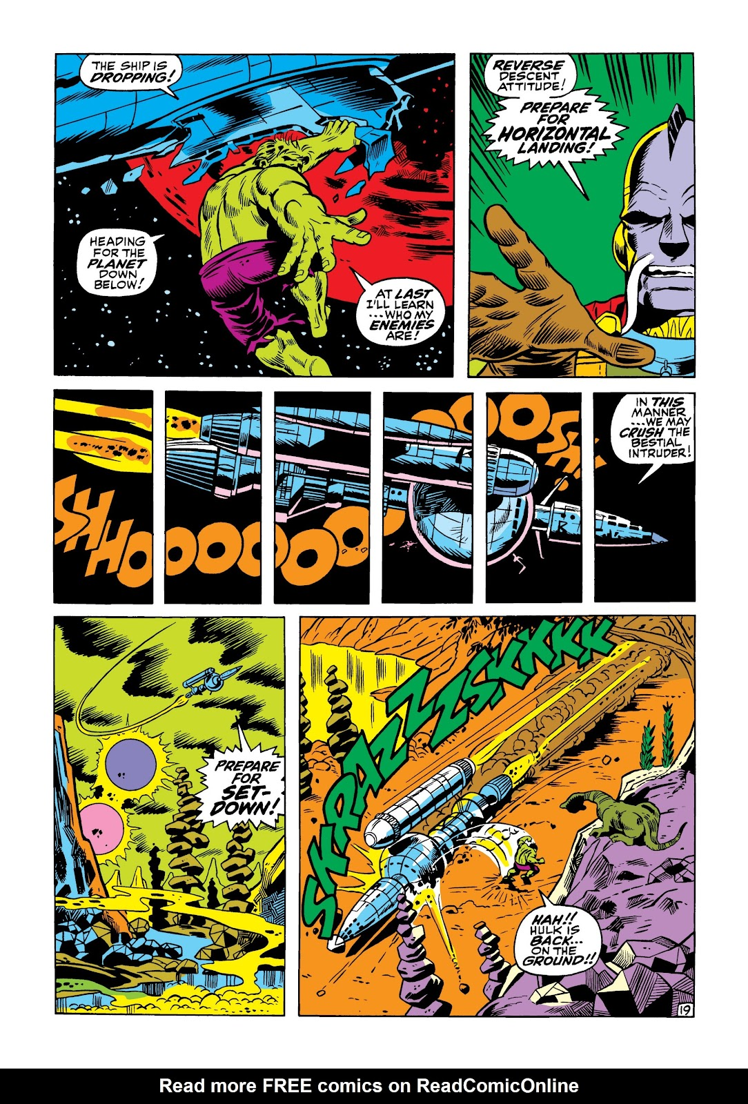 Read online Marvel Masterworks: The Incredible Hulk comic -  Issue # TPB 5 (Part 1) - 25