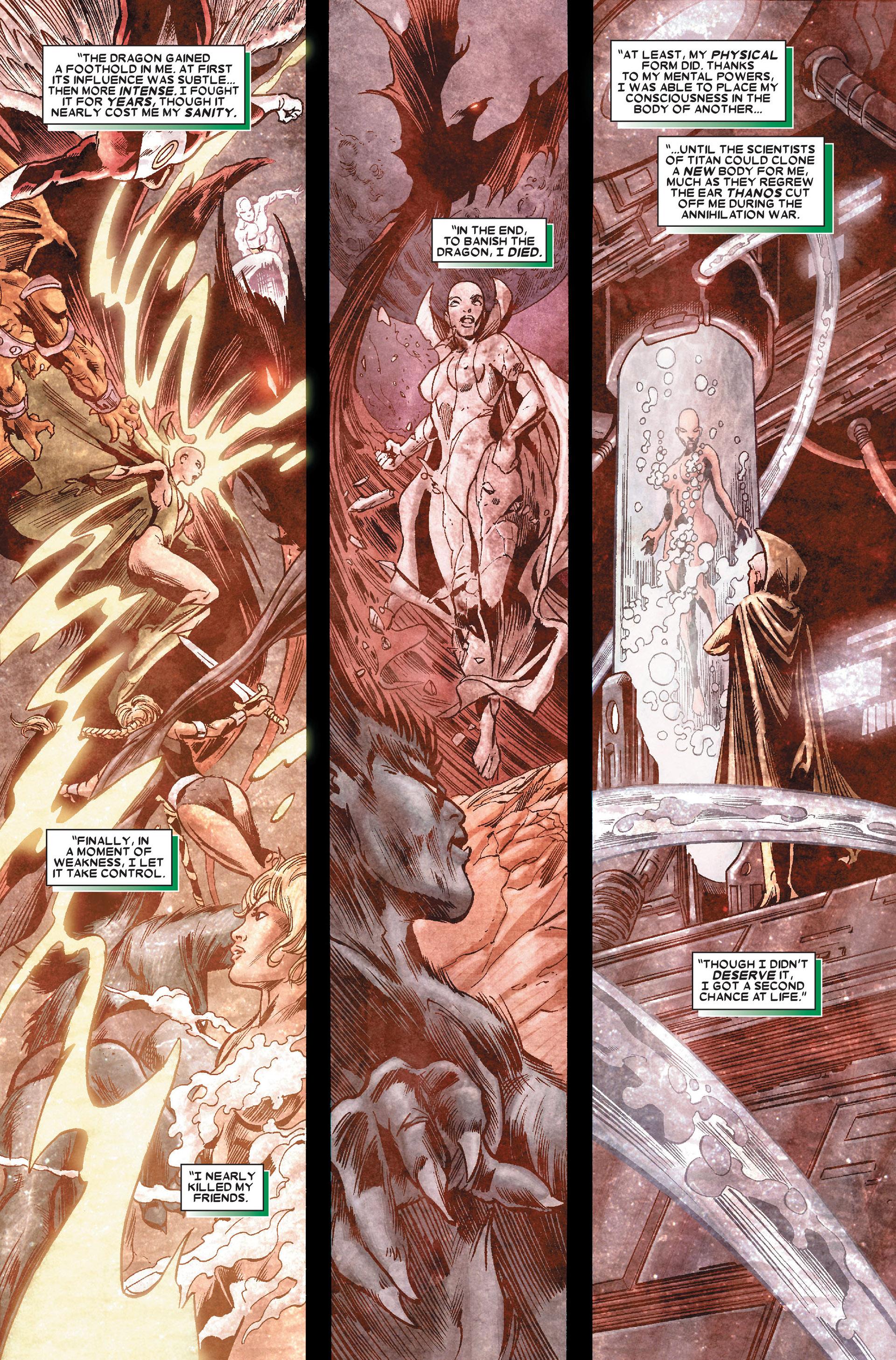 Read online Annihilation: Conquest - Quasar comic -  Issue #2 - 10