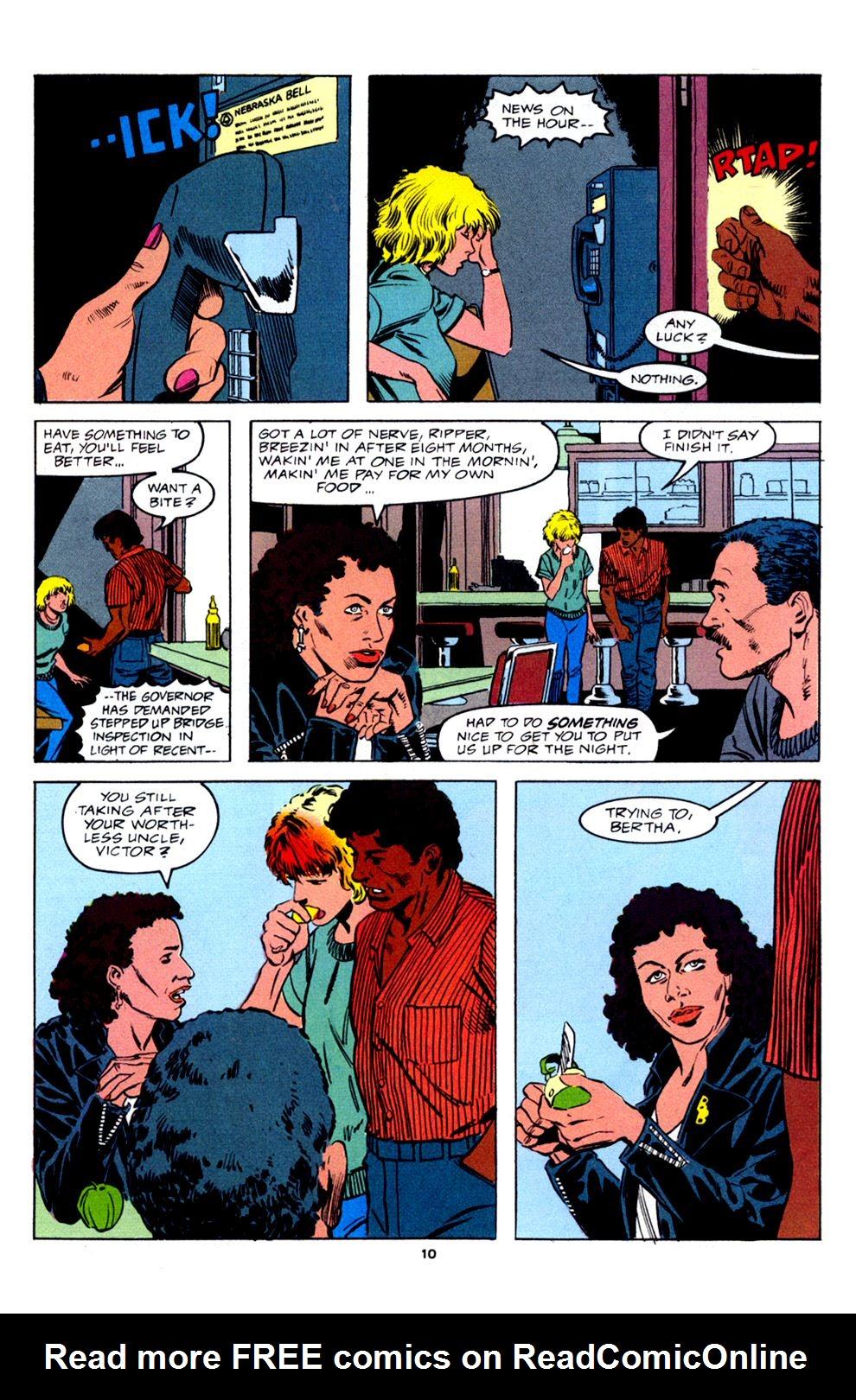 Read online Powerline comic -  Issue #2 - 12