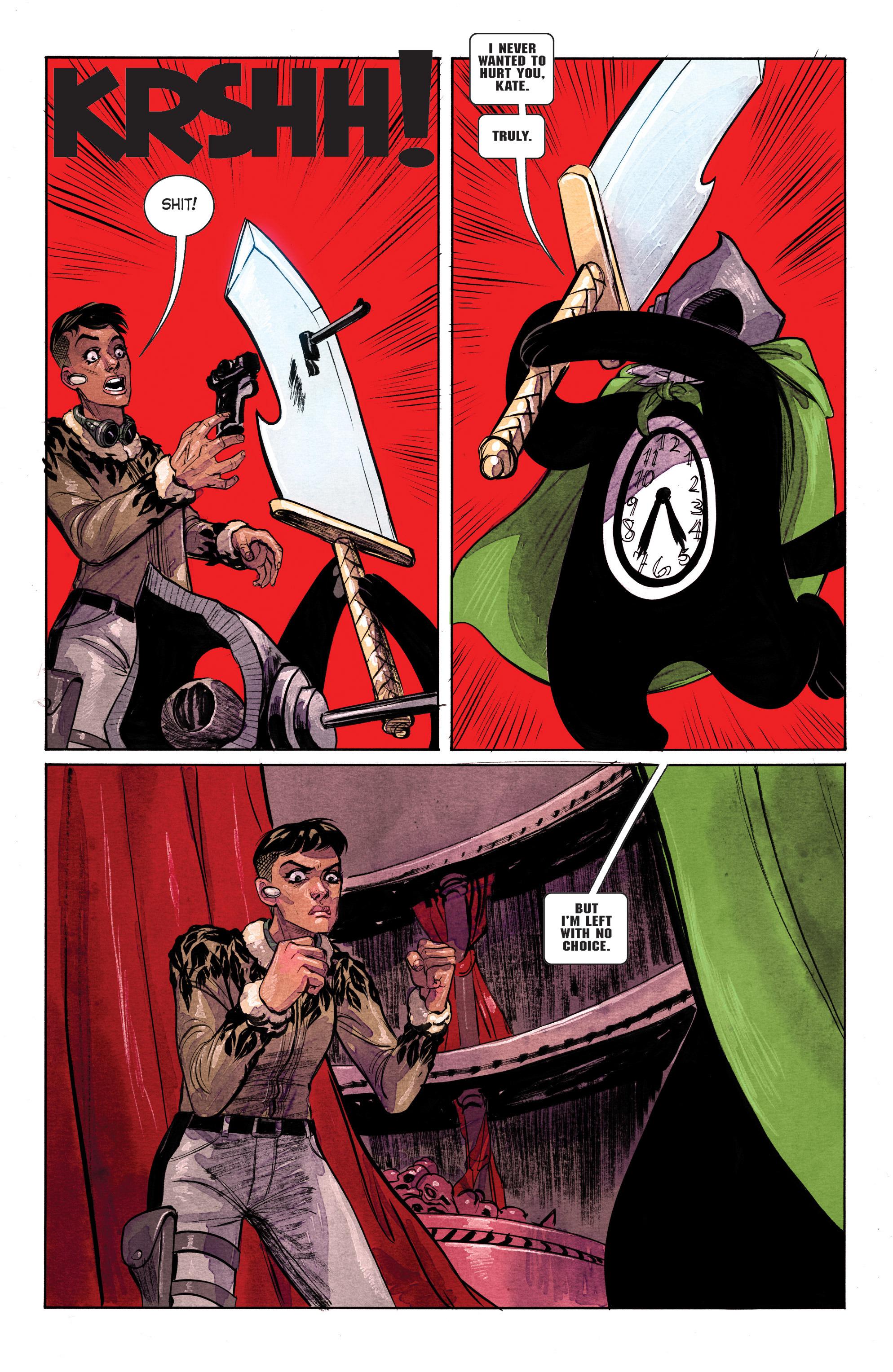Read online Shutter comic -  Issue #26 - 13