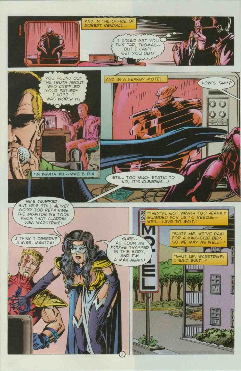 Read online Ultraverse Premiere comic -  Issue #8 - 33