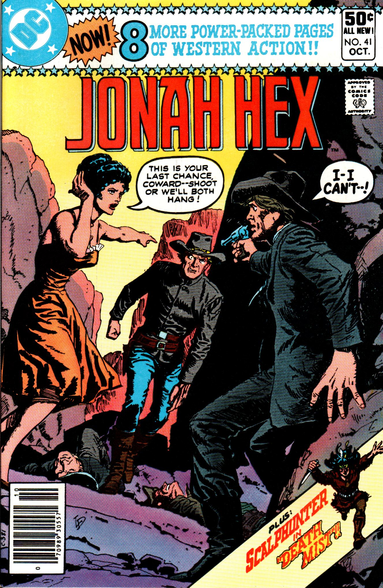 Jonah Hex (1977) 41 Page 1