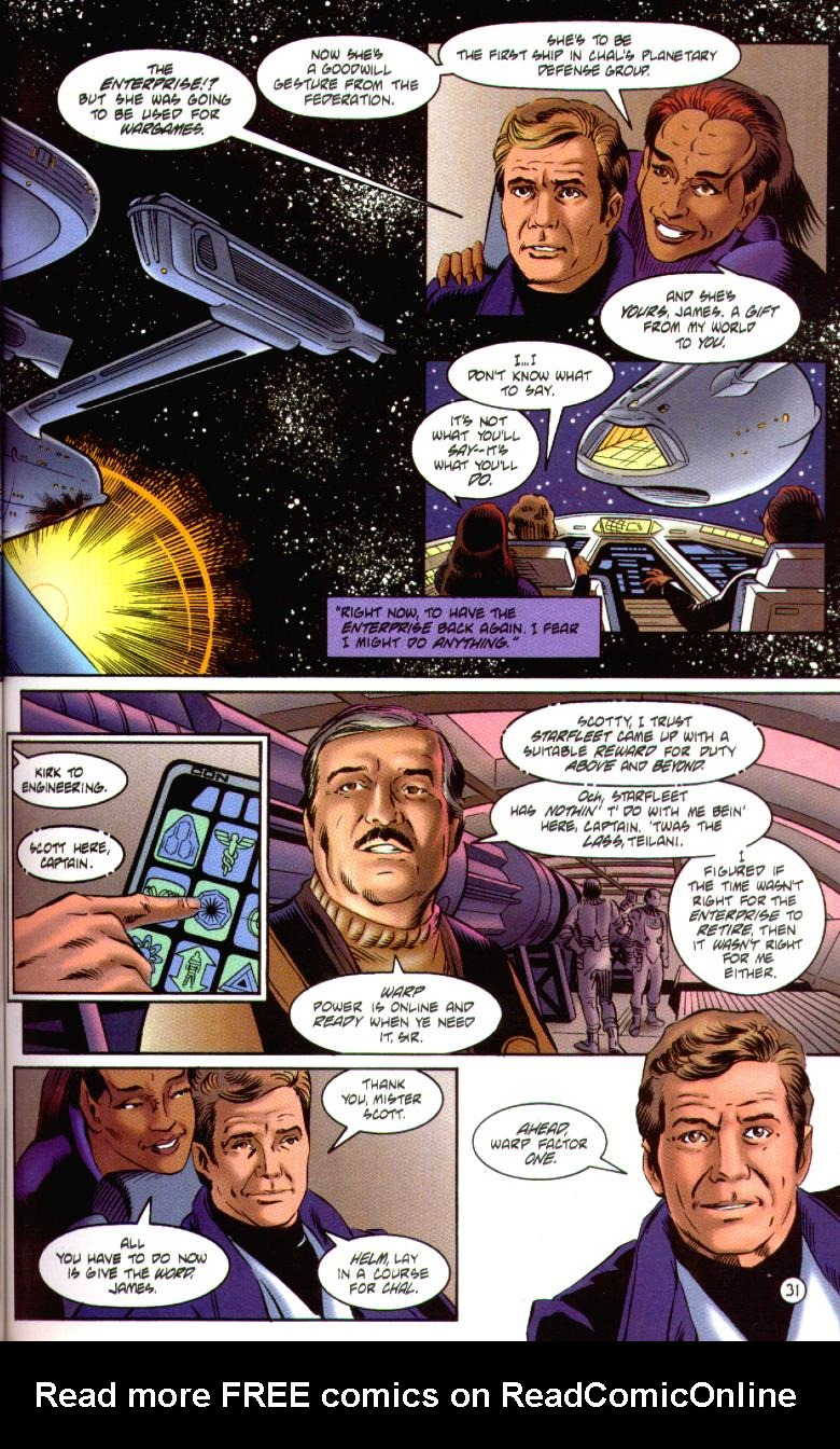 Read online Star Trek: The Ashes of Eden comic -  Issue # Full - 36