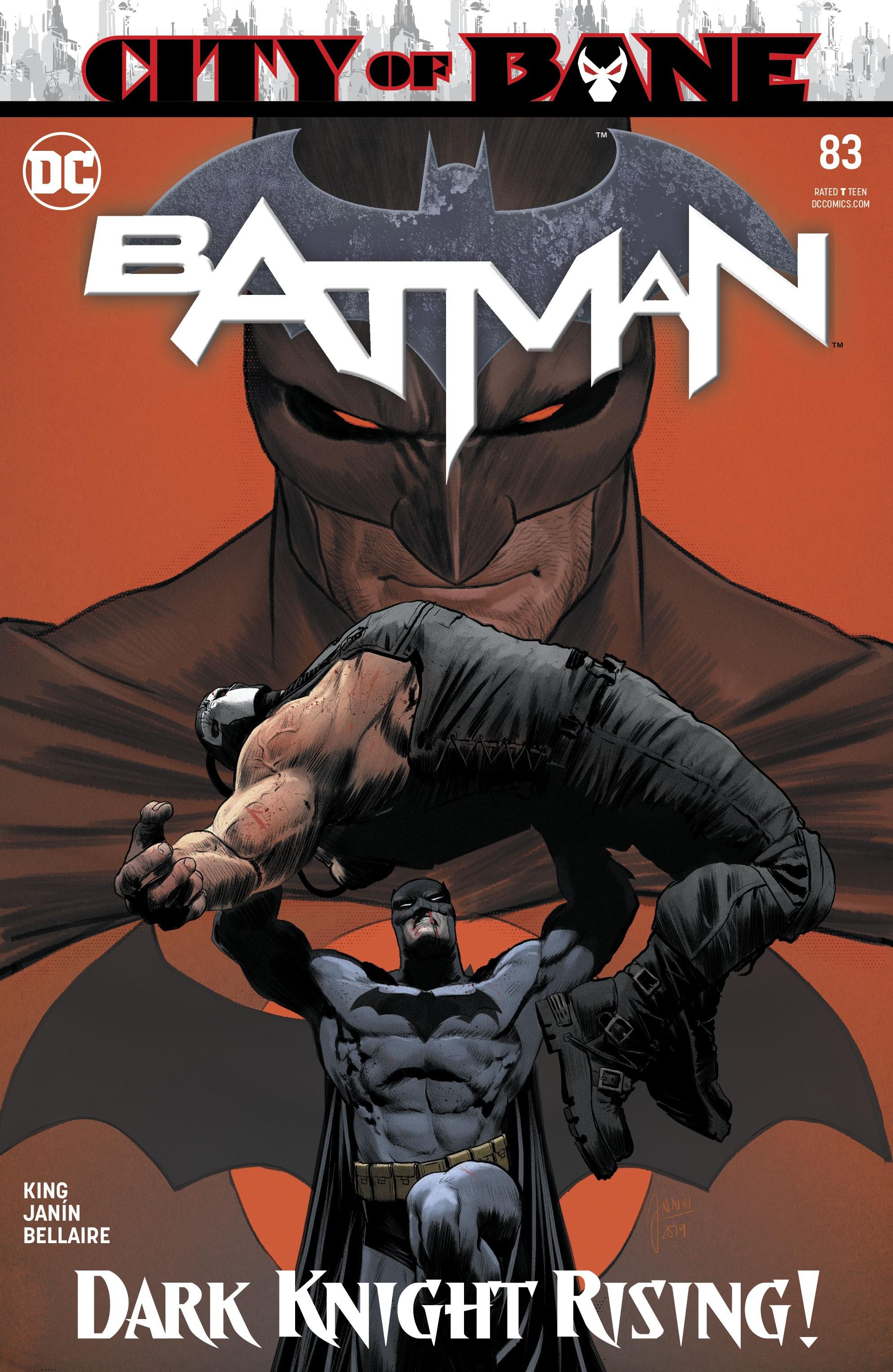 Batman (2016) 83 Page 1