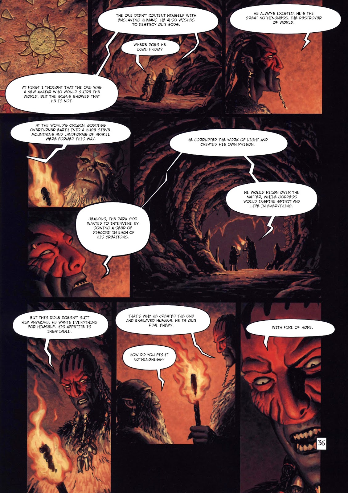 Read online Orks comic -  Issue #2 - 39