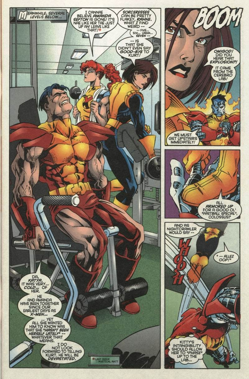 Excalibur (1988) issue 109 - Page 4