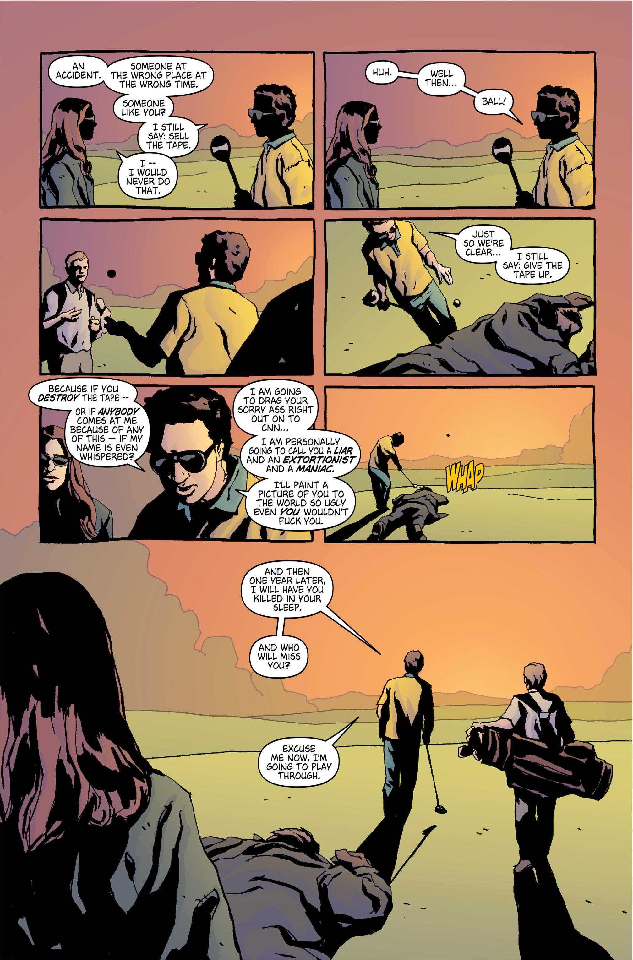 Read online Alias comic -  Issue #5 - 14