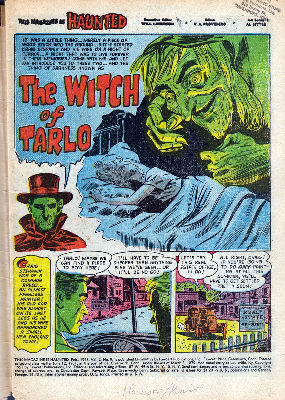 Read online This Magazine Is Haunted comic -  Issue #9 - 3
