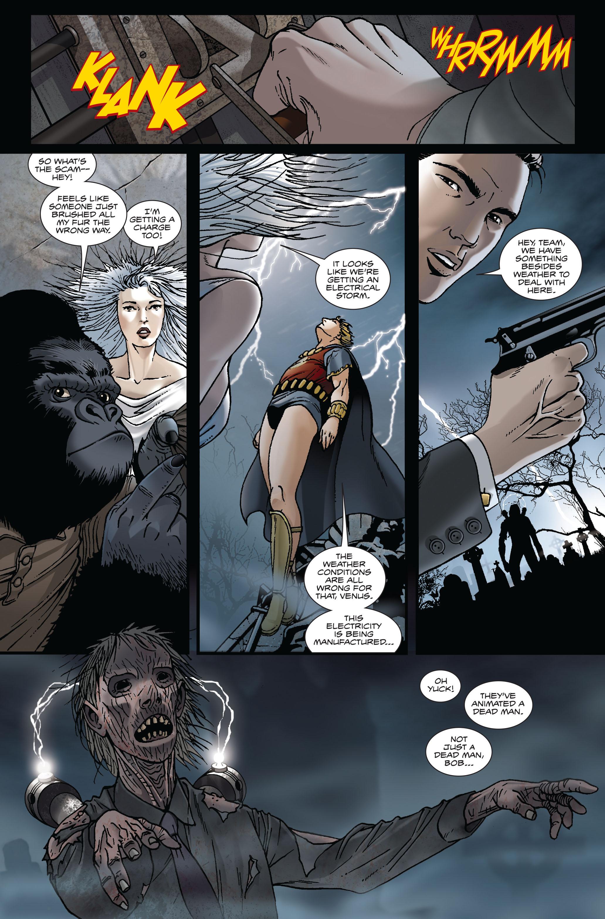 Read online Atlas comic -  Issue #1 - 23