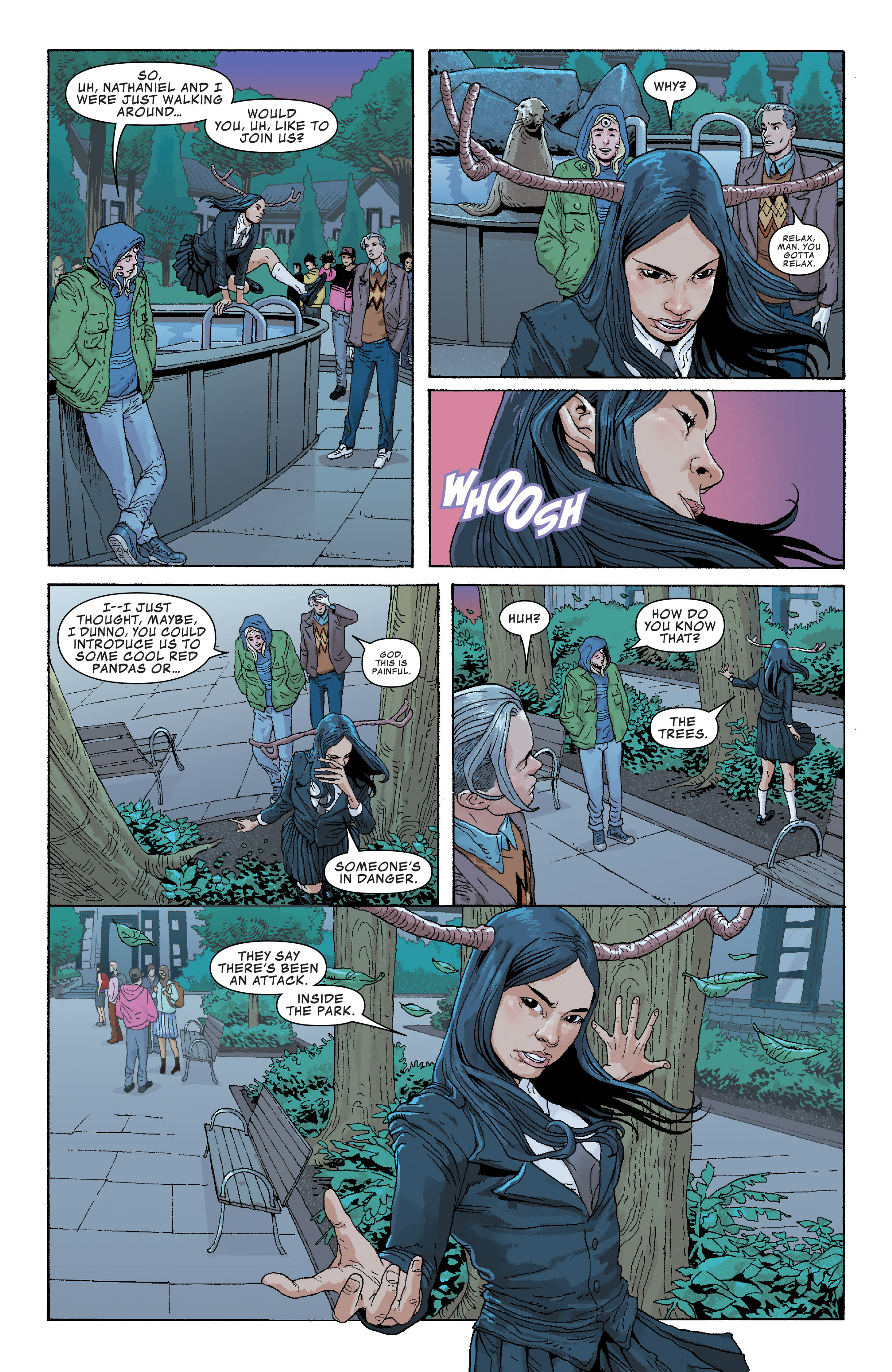 Read online Generation X (2017) comic -  Issue #3 - 5