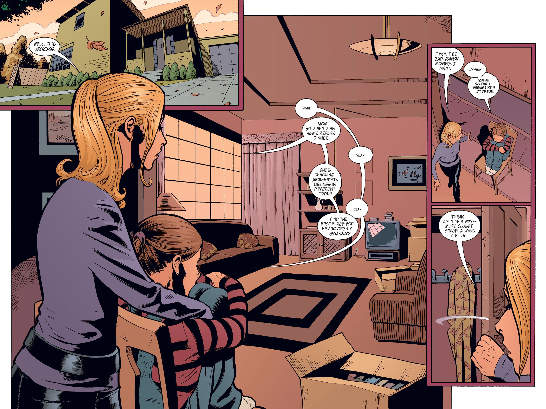 Read online Buffy the Vampire Slayer: Omnibus comic -  Issue # TPB 2 - 65