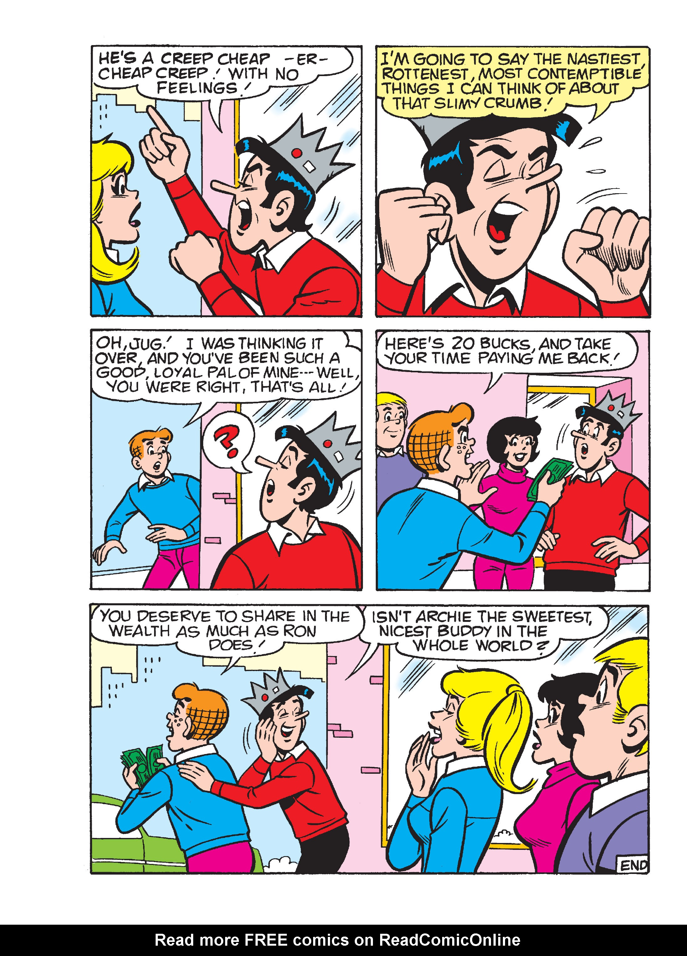 Read online Archie Giant Comics Collection comic -  Issue #Archie Giant Comics Collection TPB (Part 2) - 75