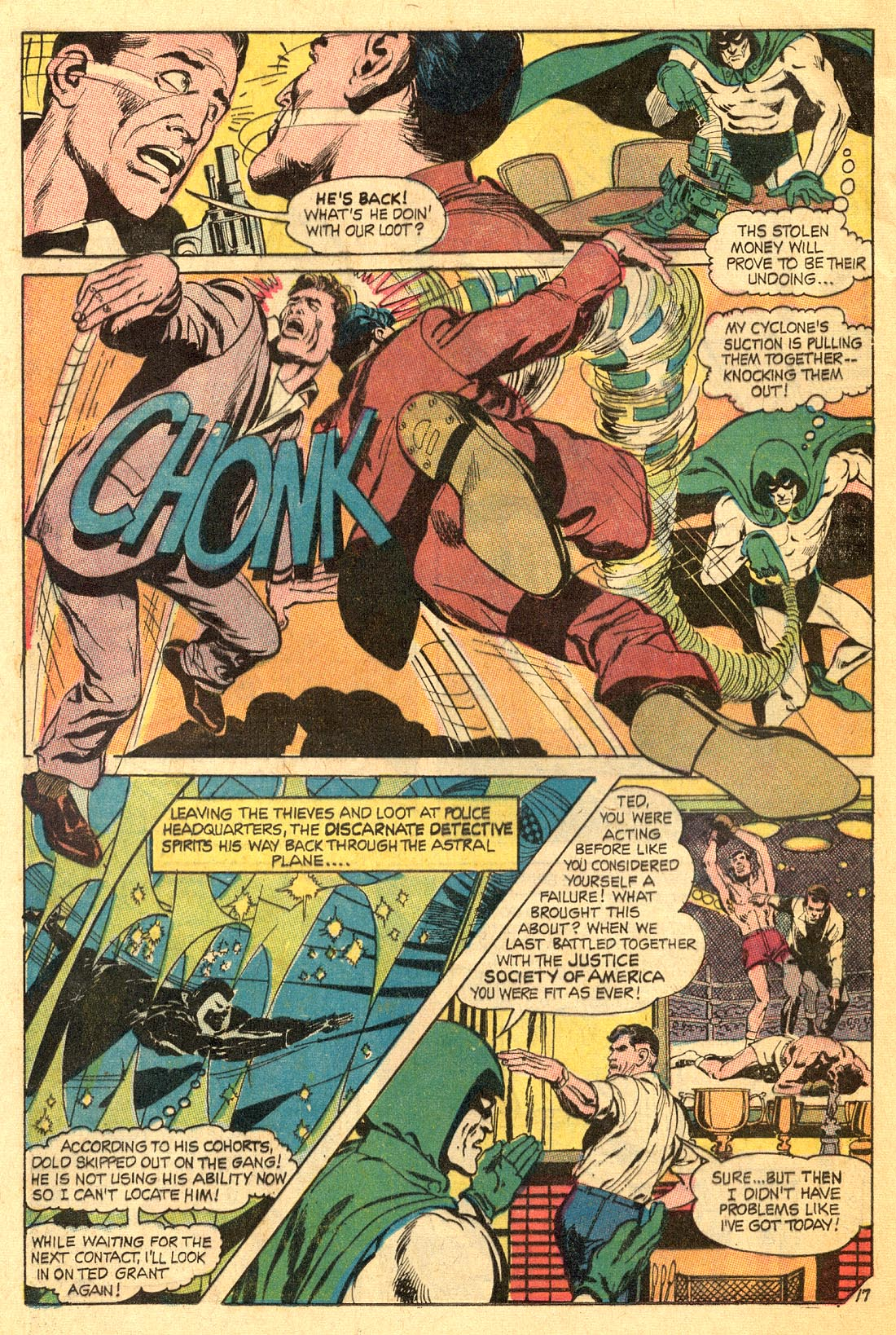 Read online Adventure Comics (1938) comic -  Issue #496 - 92