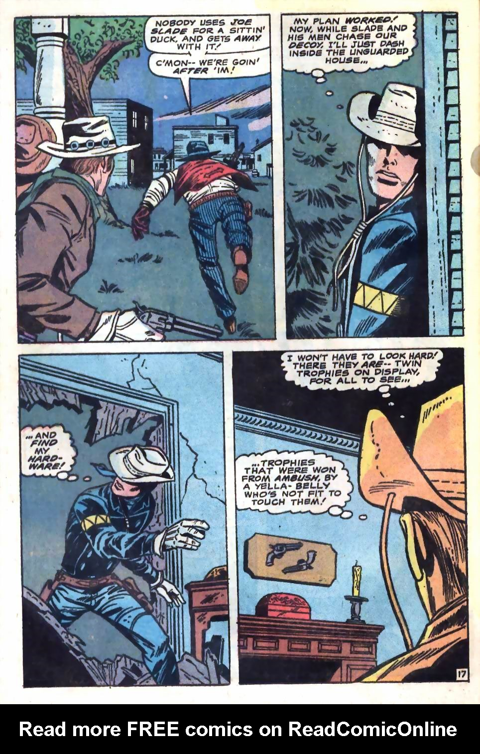 The Rawhide Kid (1955) issue 75 - Page 24
