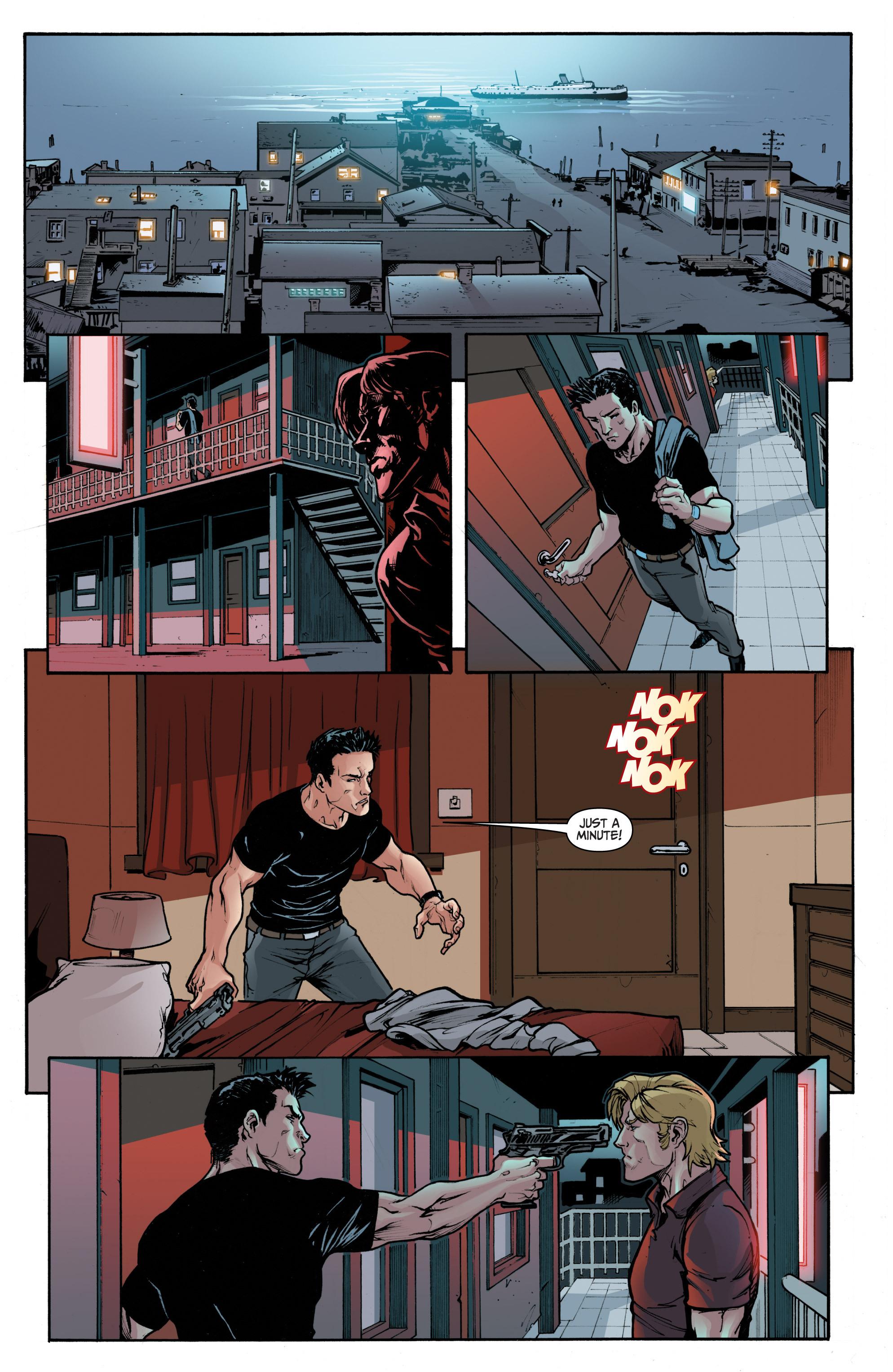 Read online 3 Guns comic -  Issue #1 - 12