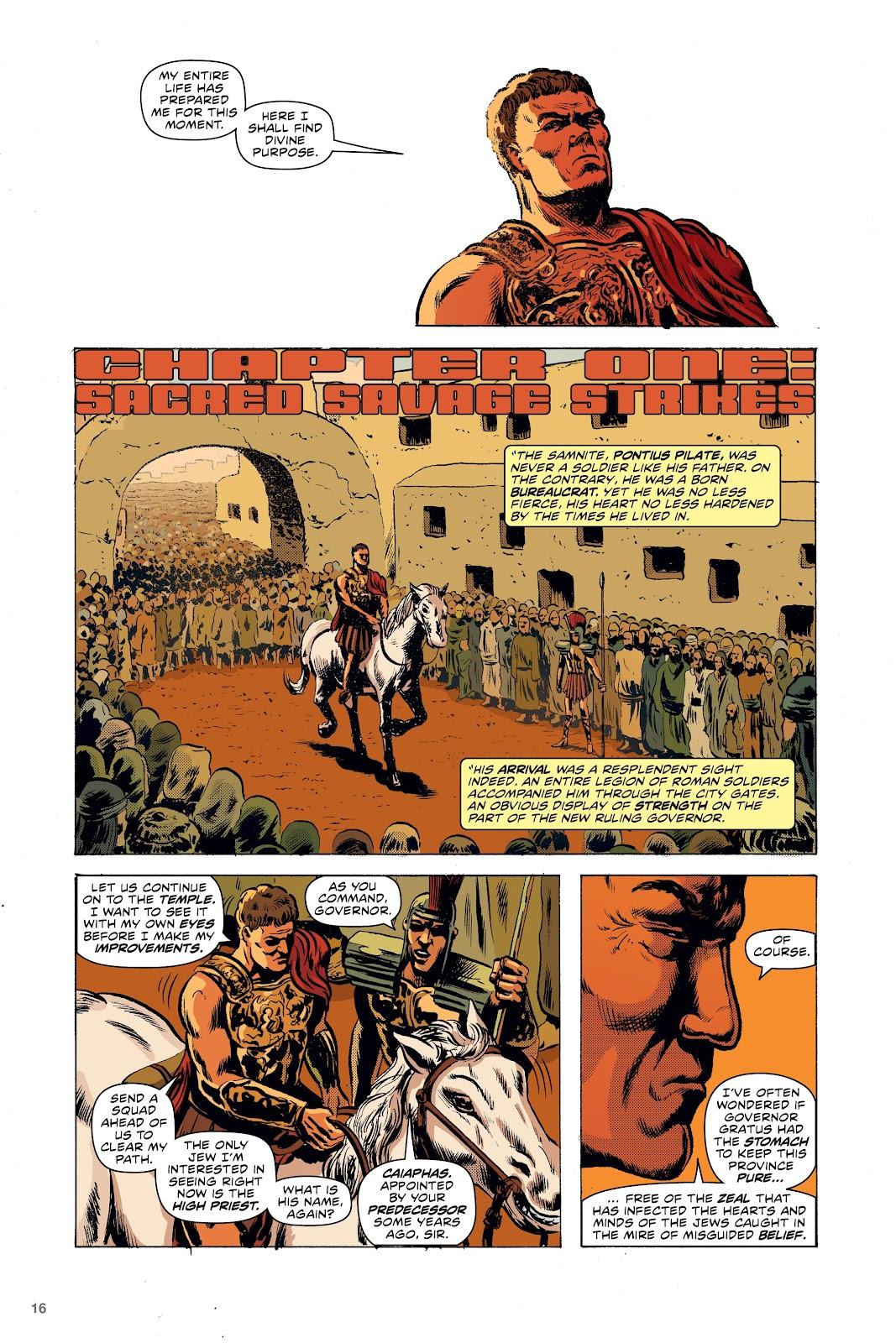 Read online Jesusfreak comic -  Issue # Full - 12