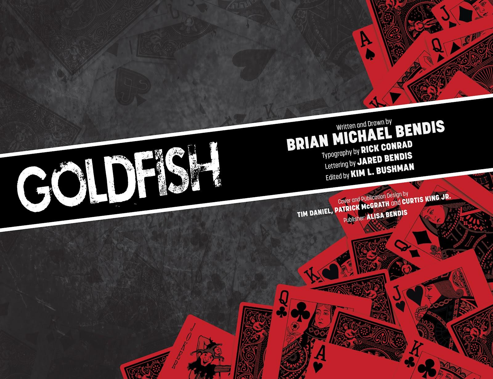 Read online Goldfish comic -  Issue # TPB (Part 1) - 3