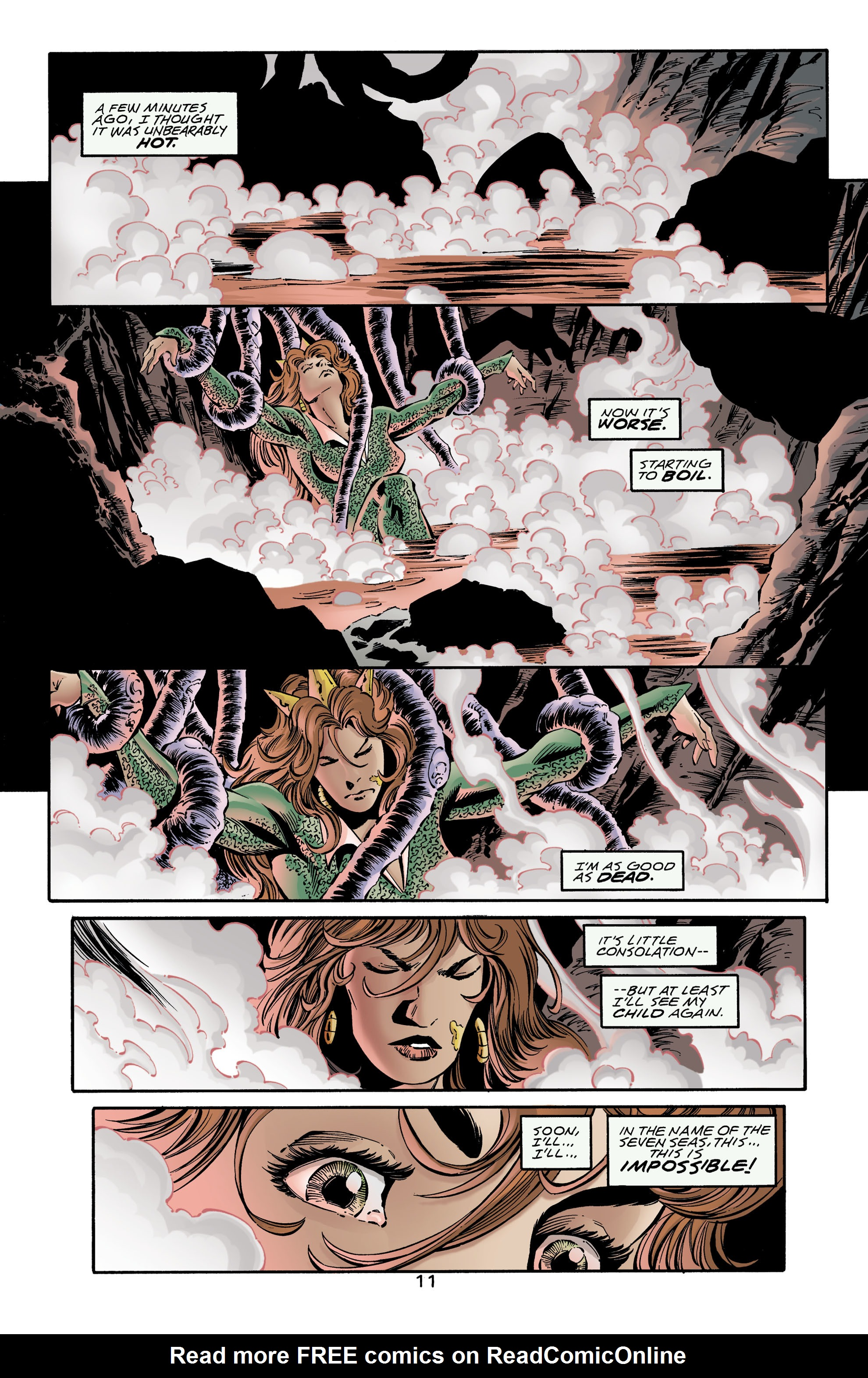 Read online Aquaman (1994) comic -  Issue #73 - 11
