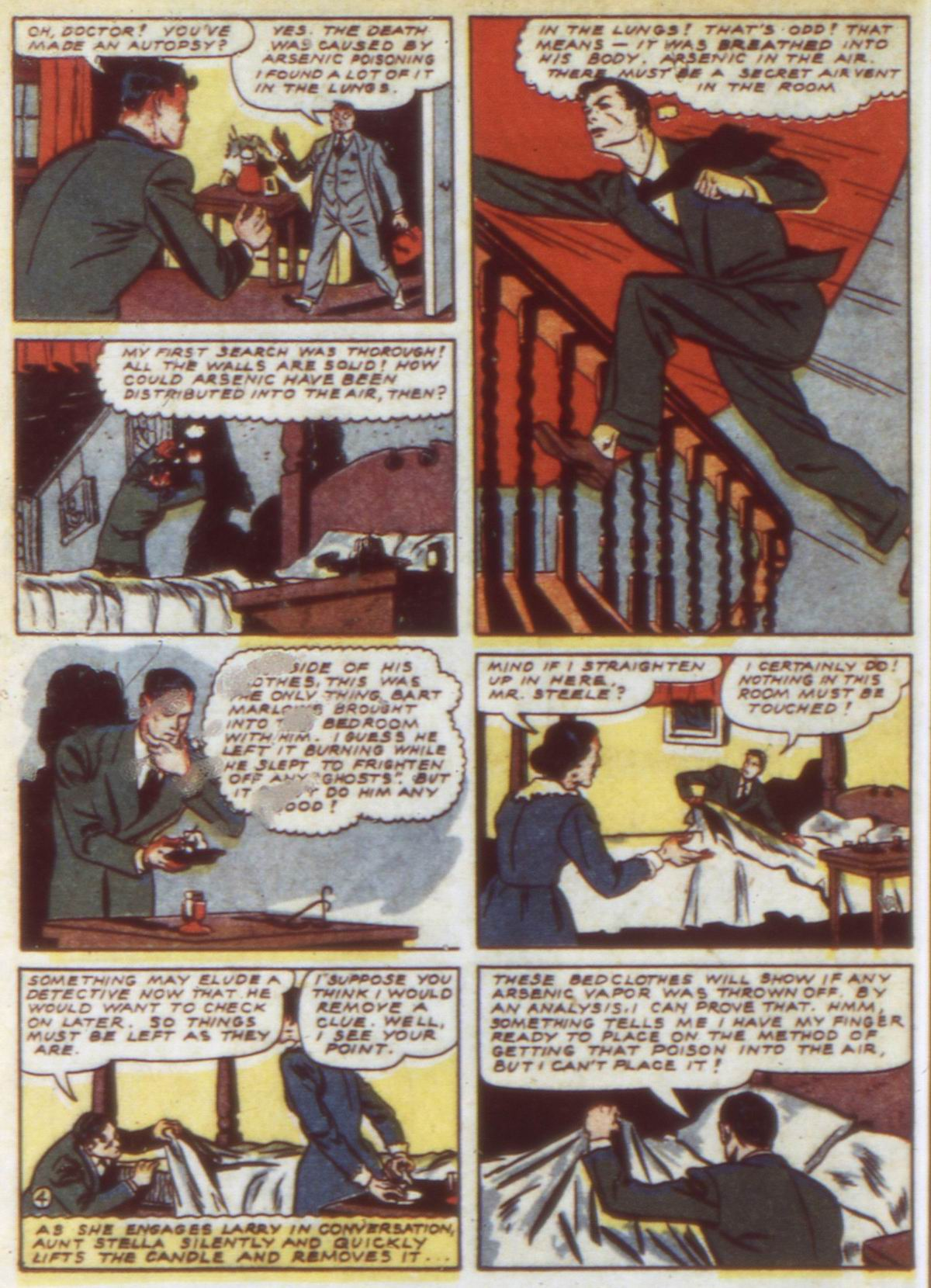 Read online Detective Comics (1937) comic -  Issue #60 - 46